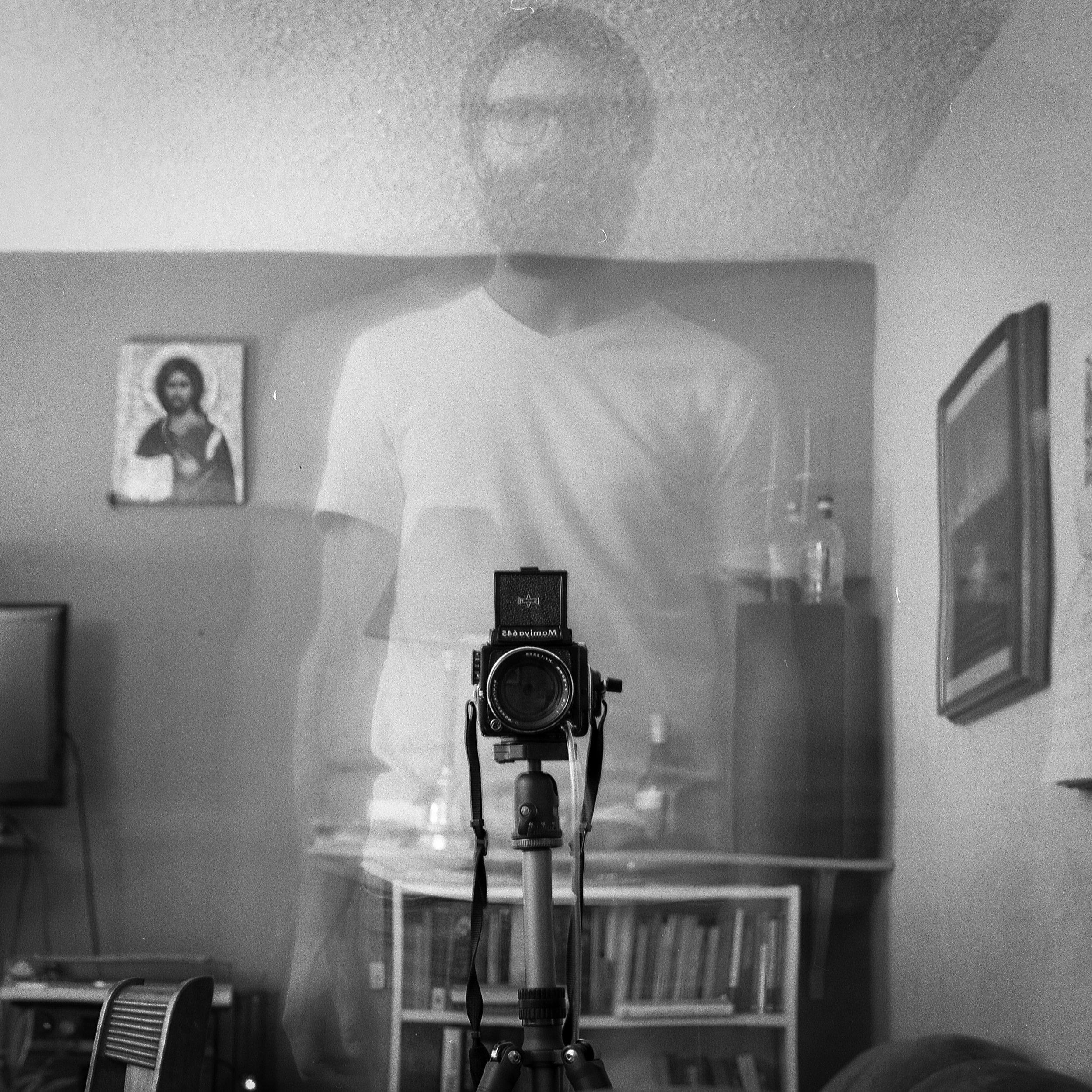 James Baturin | Icons | Mamiya 645 80mm