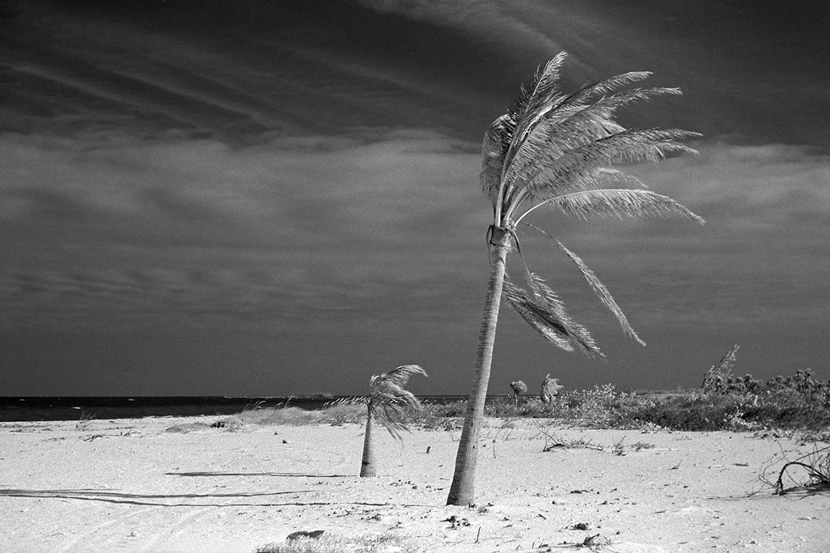 Soy Cuba | Voigtlander Vitomatic II | Rollei IR 400 | Howard Sandler