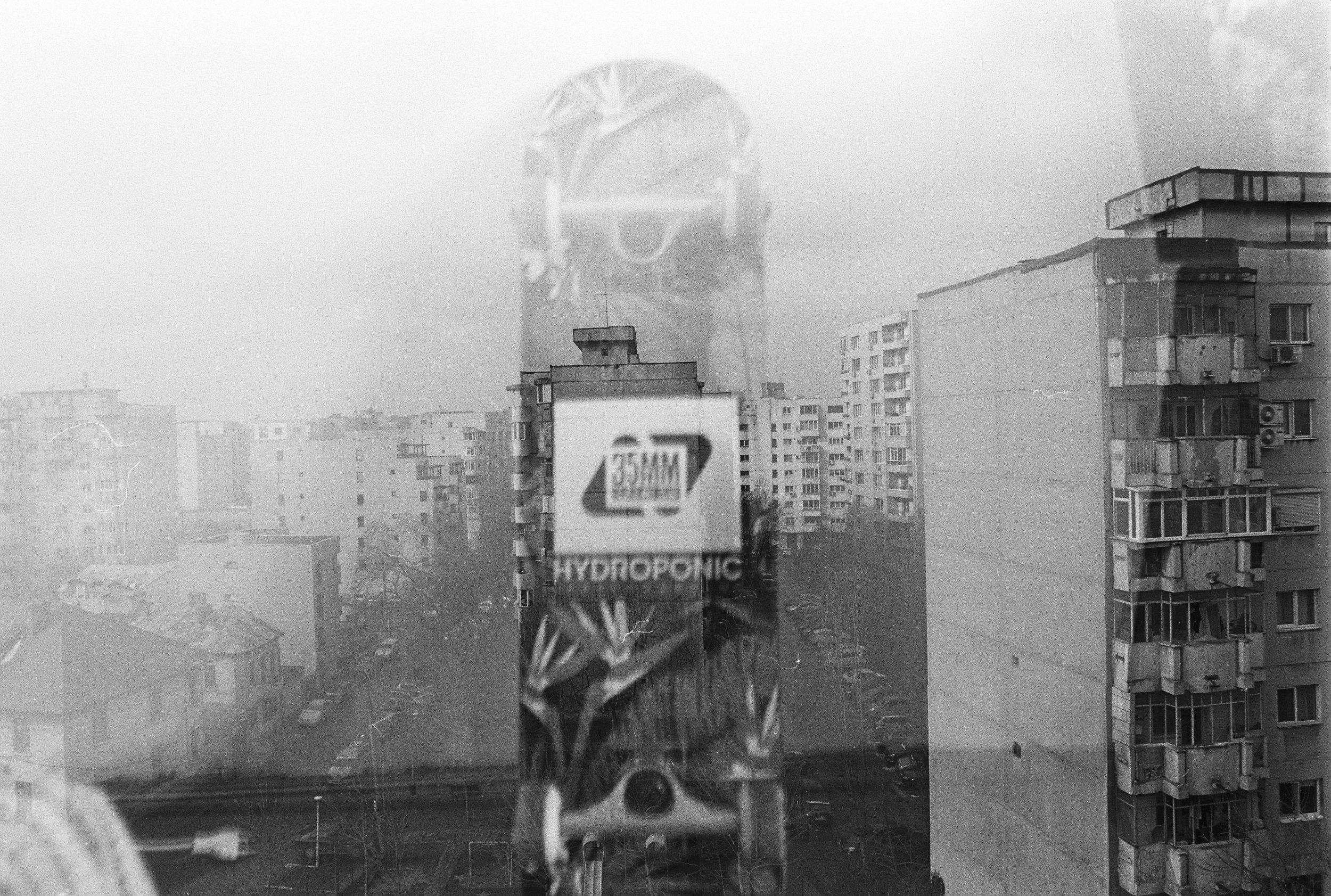 Skate To Espace | Canon EOS 500 | Canon24mm | Madalina Chilici