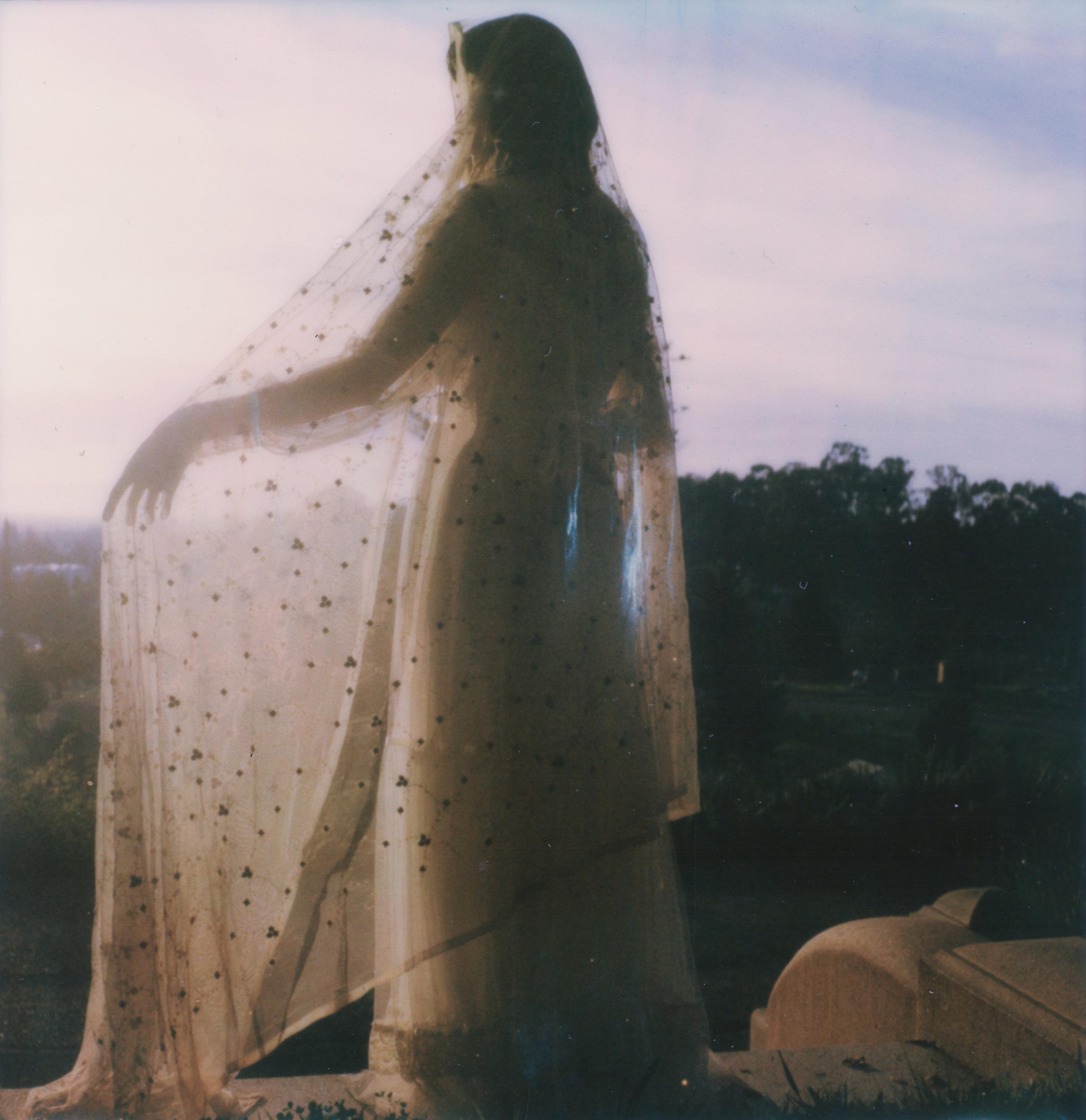 A Place Beyond the Shadows | SX70 | Polaroid Originals | Sakara Birdsong