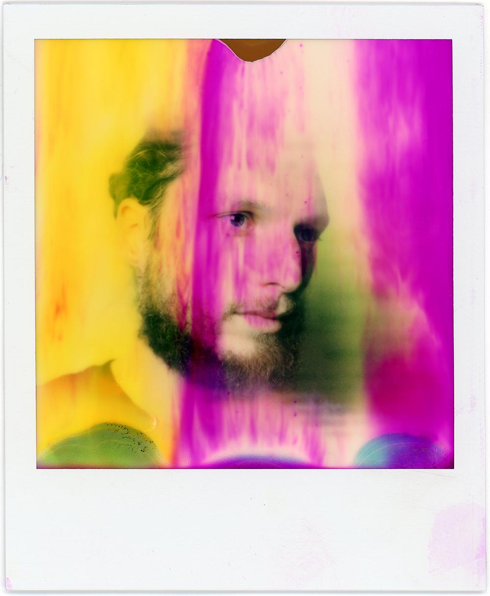 Inked Rio | Polaroid SX70 | Polaroid Originals B&W 600 | Urizen Freaza