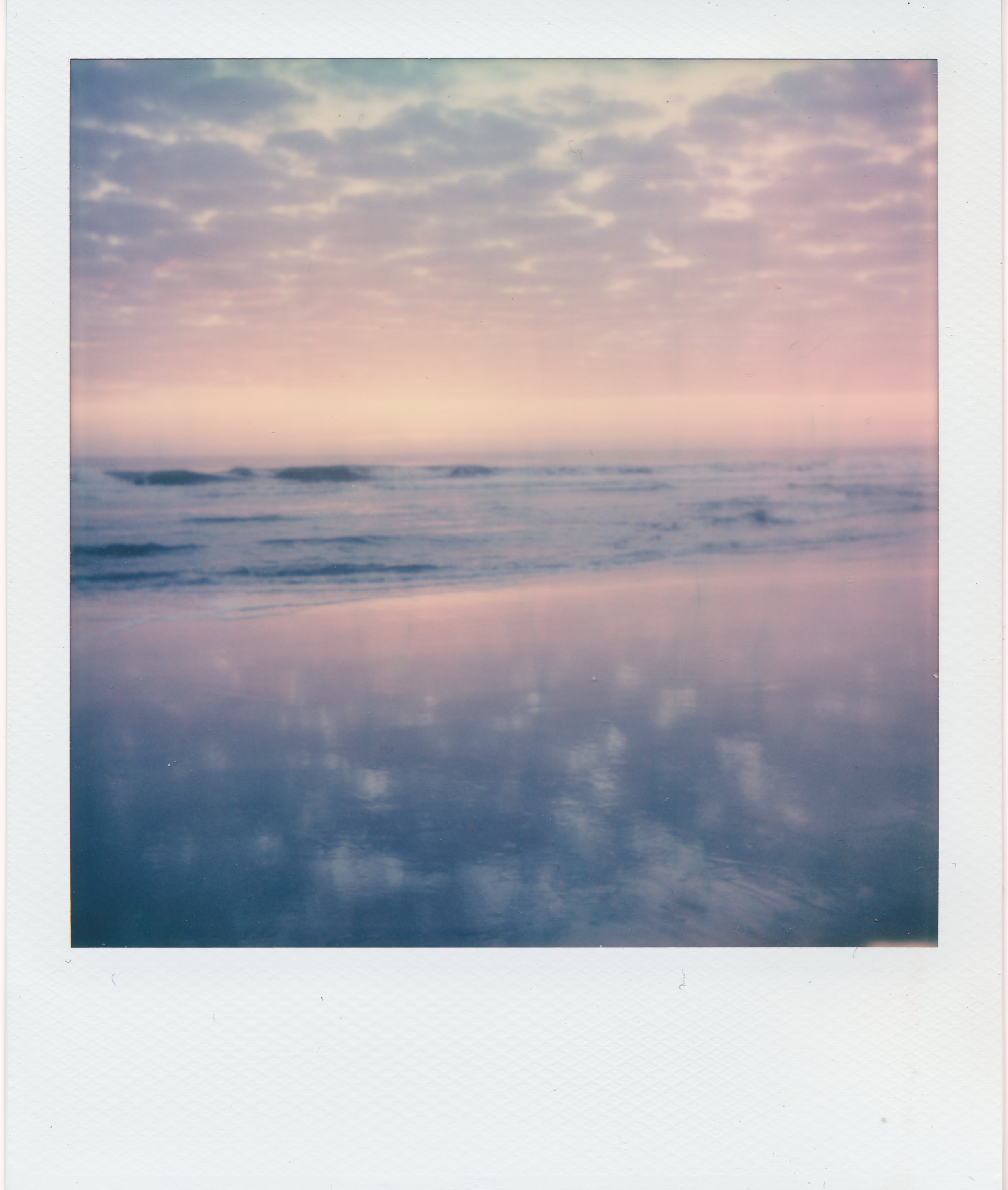 Pastel Morning | Polaroid Originals | Tony Klimas