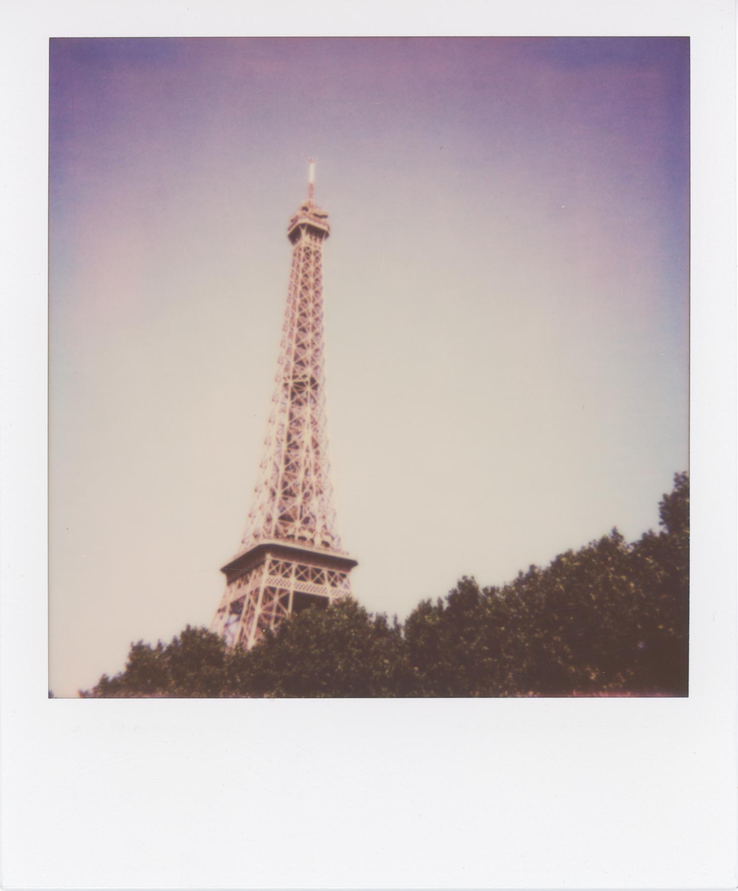 Paris | Polaroid Sun 660 | Jennifer Stamps