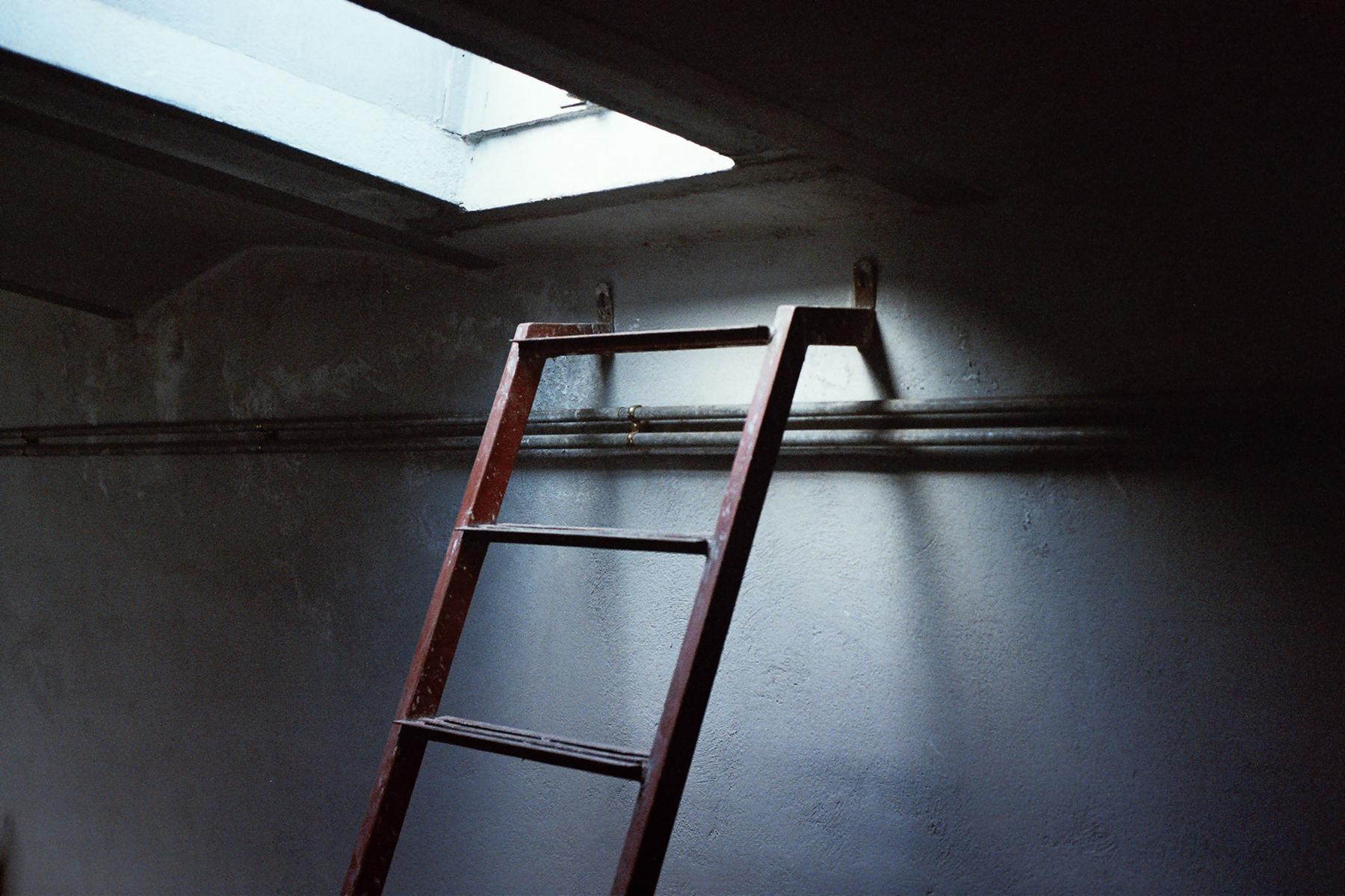 Artemi Schubert | Dead End | NikonFM2 | 50mm
