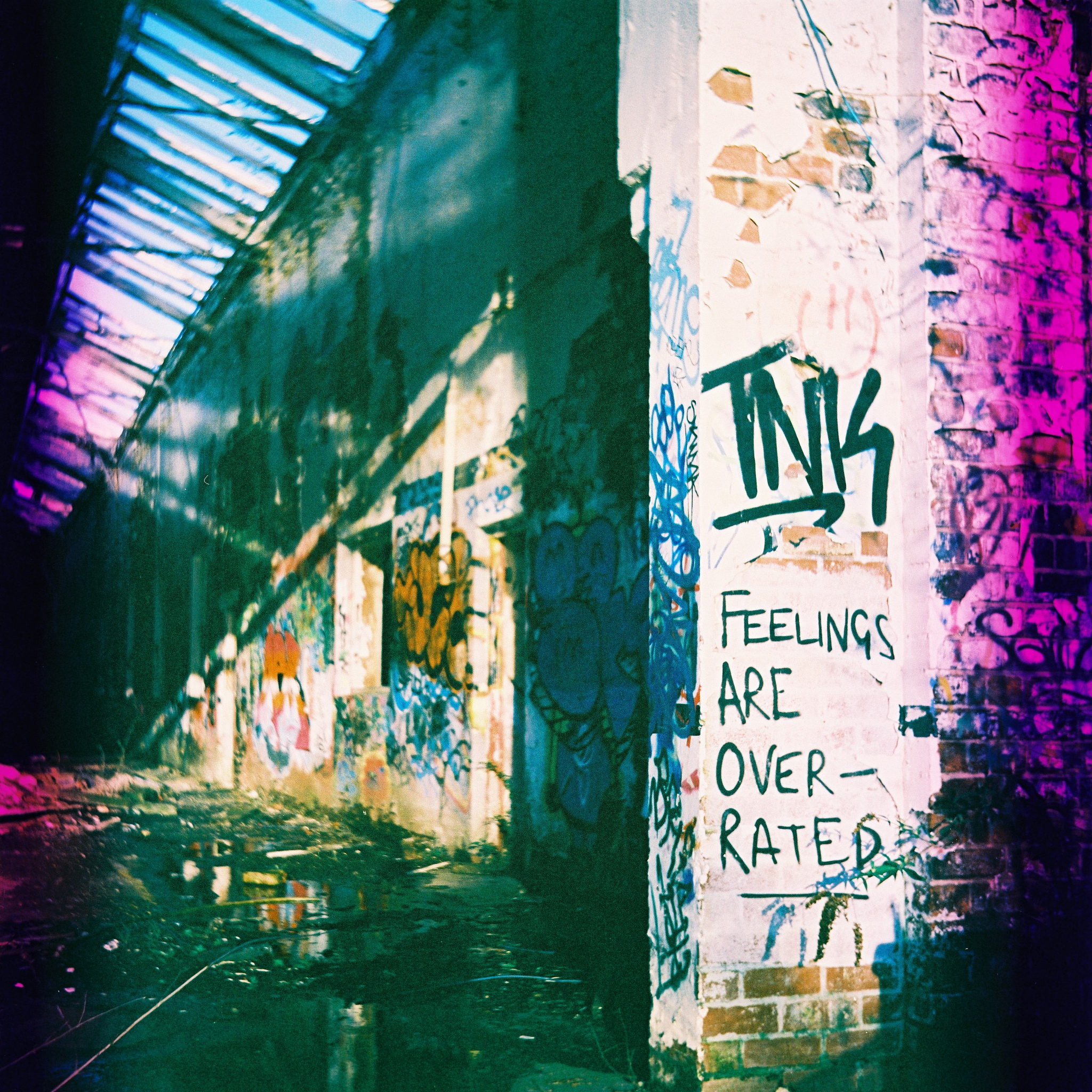 Feelings Are Over Rated | Lubitel | Boogie Booth