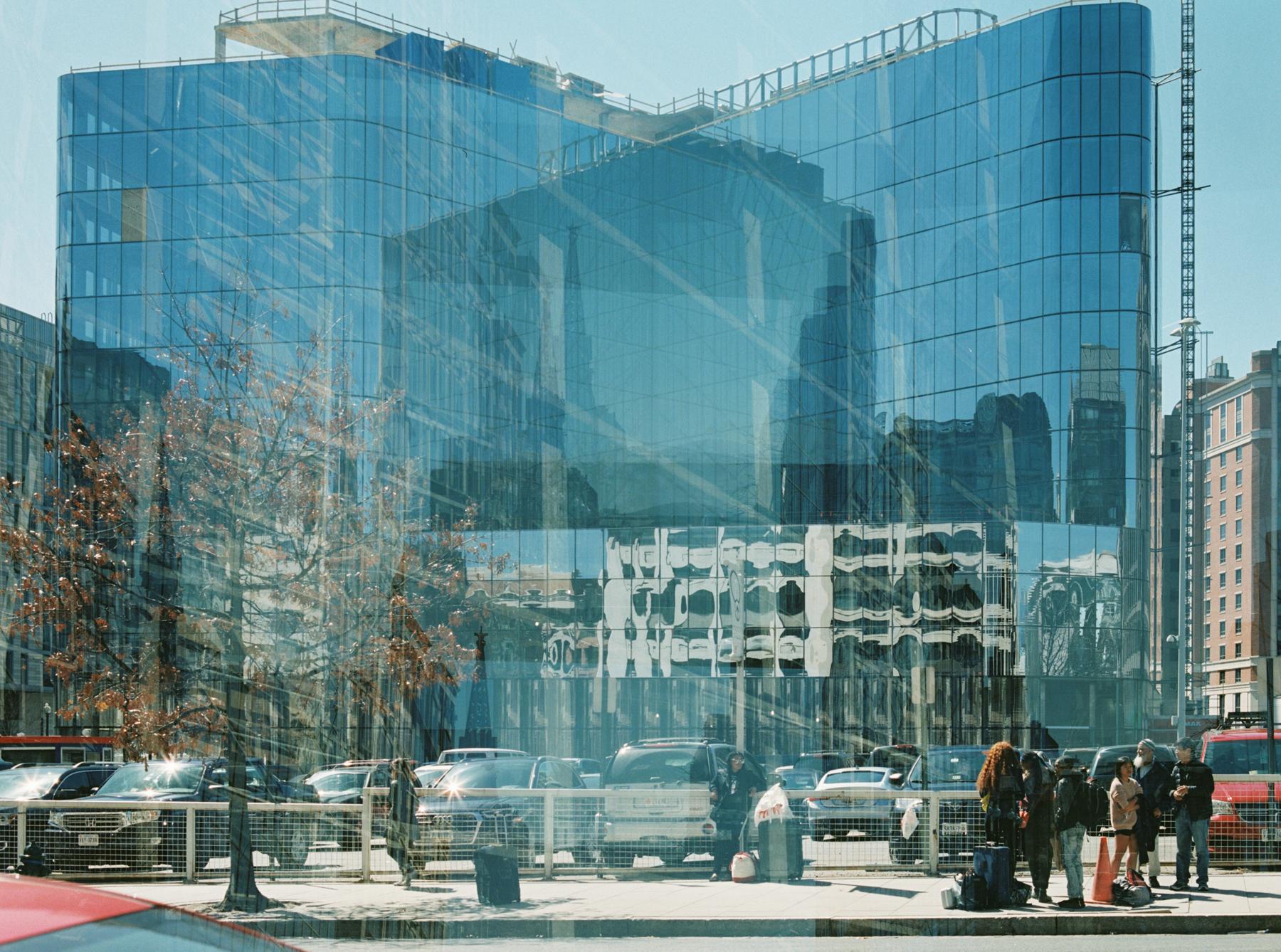 Bending Reality | Pentax 645n | Ektar 100 | Deborah Candeub