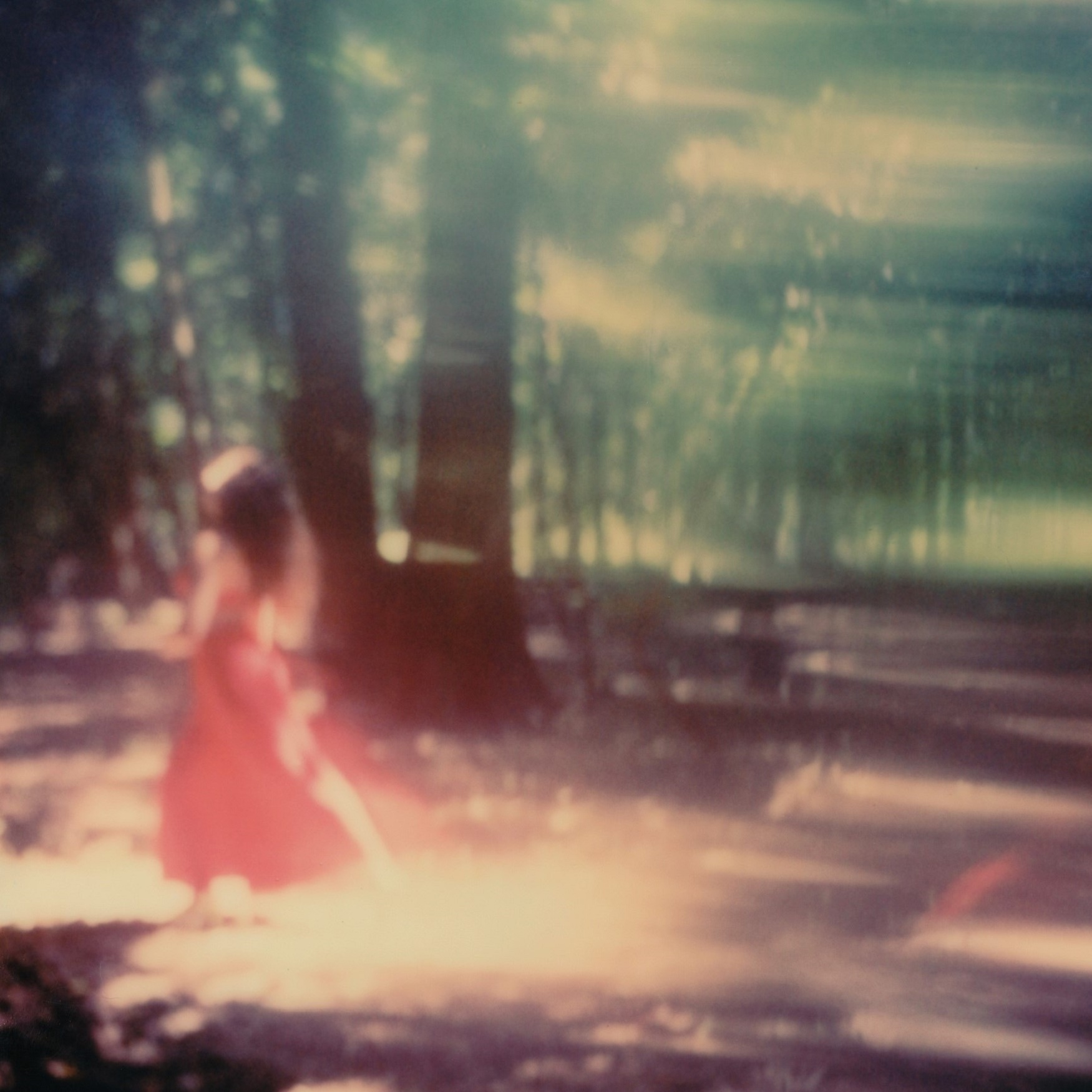 Mirage | SX70 | Polaroid Originals | Philippe Galanopoulos