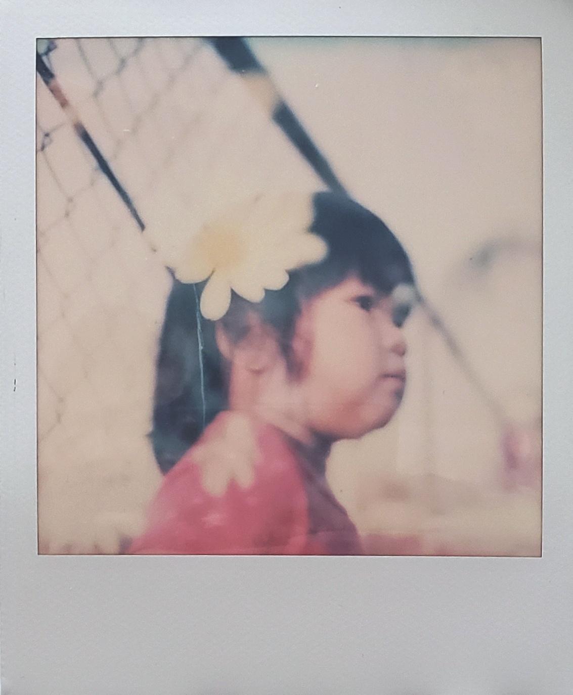 Blossom | Polaroid SX-70 | Alex Phommahasay