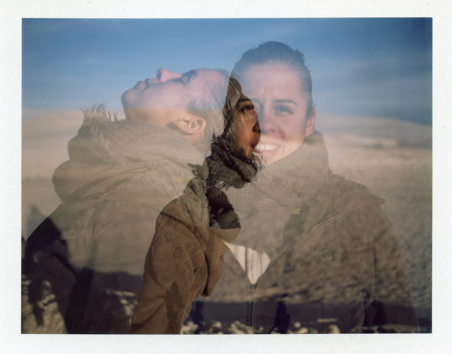 Untitled | Polaroid Automatic 100 Land  Camera | Fuji FP-100C | Barbara Justice