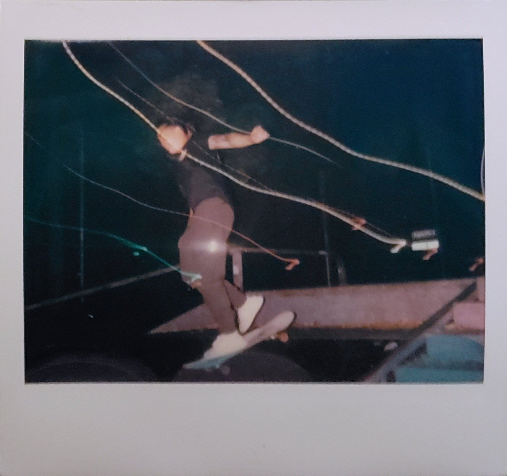 Alex Phommahasay  | summersesh | Polaroid Spectra