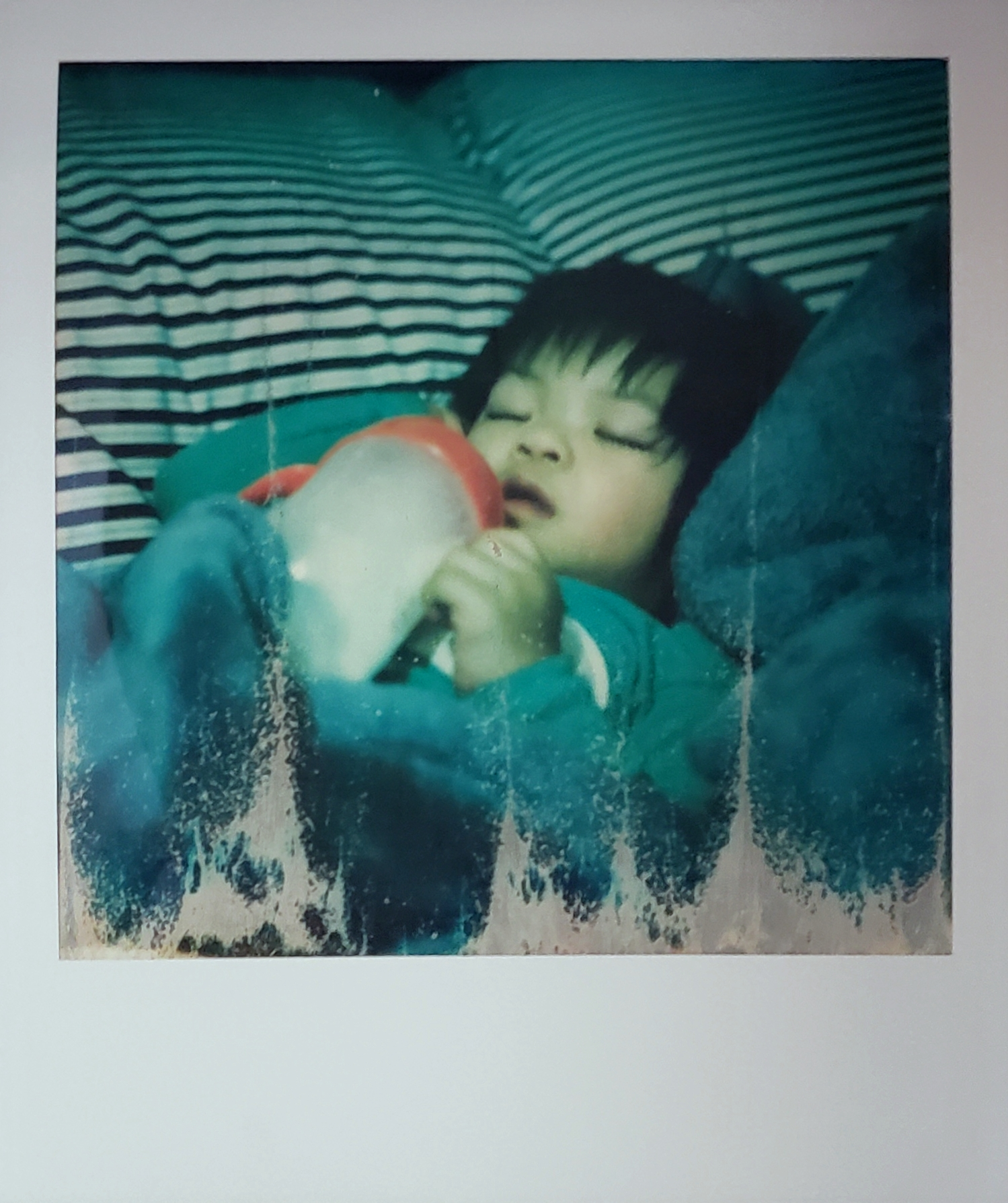 Keep On Dreaming | Polaroid SX70 | Alex Phommahasay