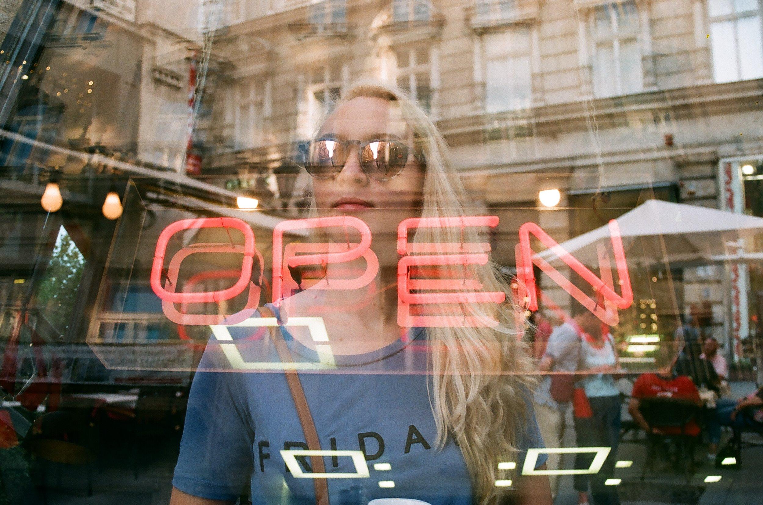 Open Mind | Canon EOS 500 | Fuji 200 | Madalina Chilici