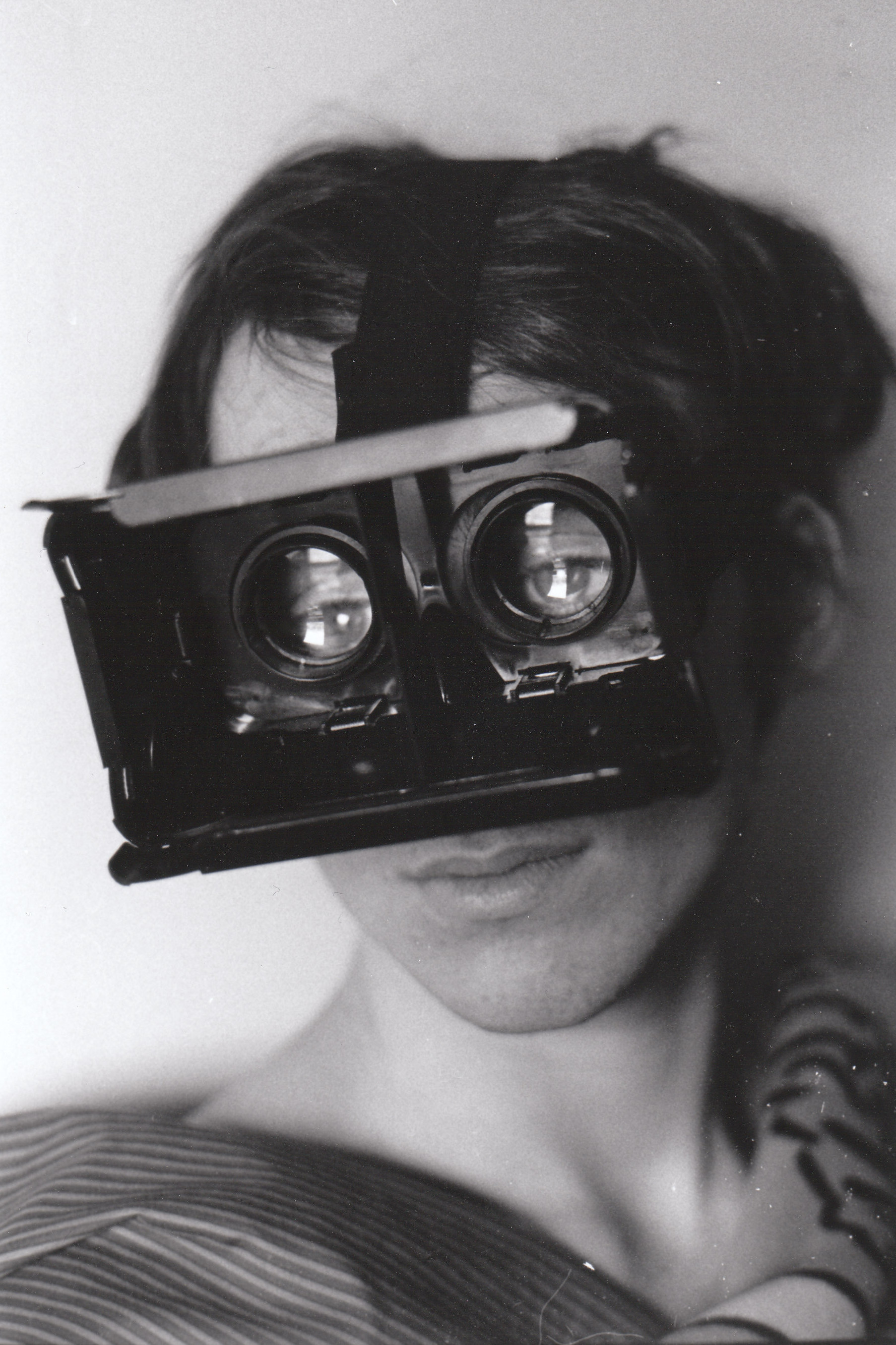 Virtual Reality | Minolta SRT 101 | Kentmere 400 | Rika Hoffman