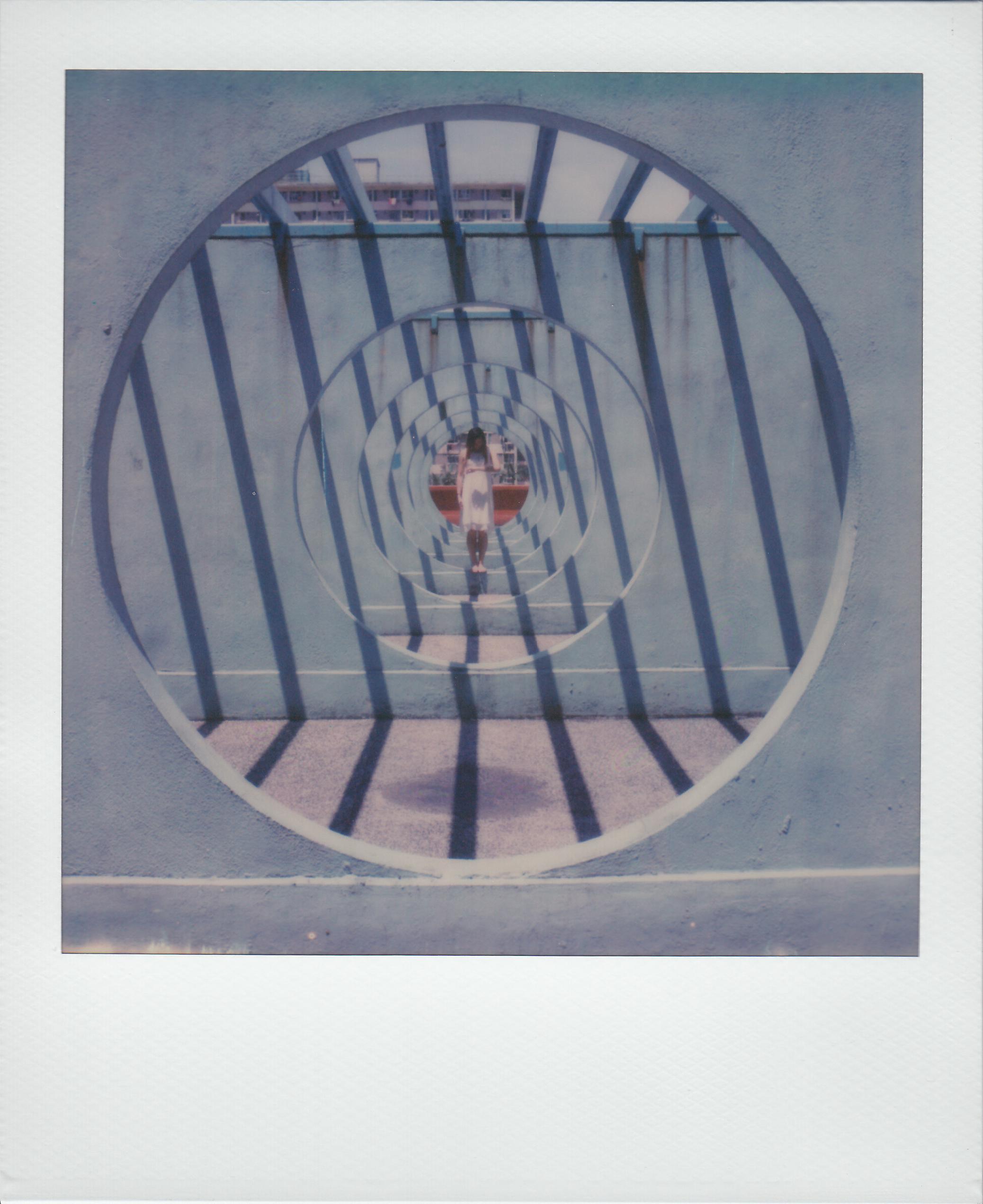 Time | MiNT SLR670S | Polaroid Originals 600 Color | Kin Ming Chan