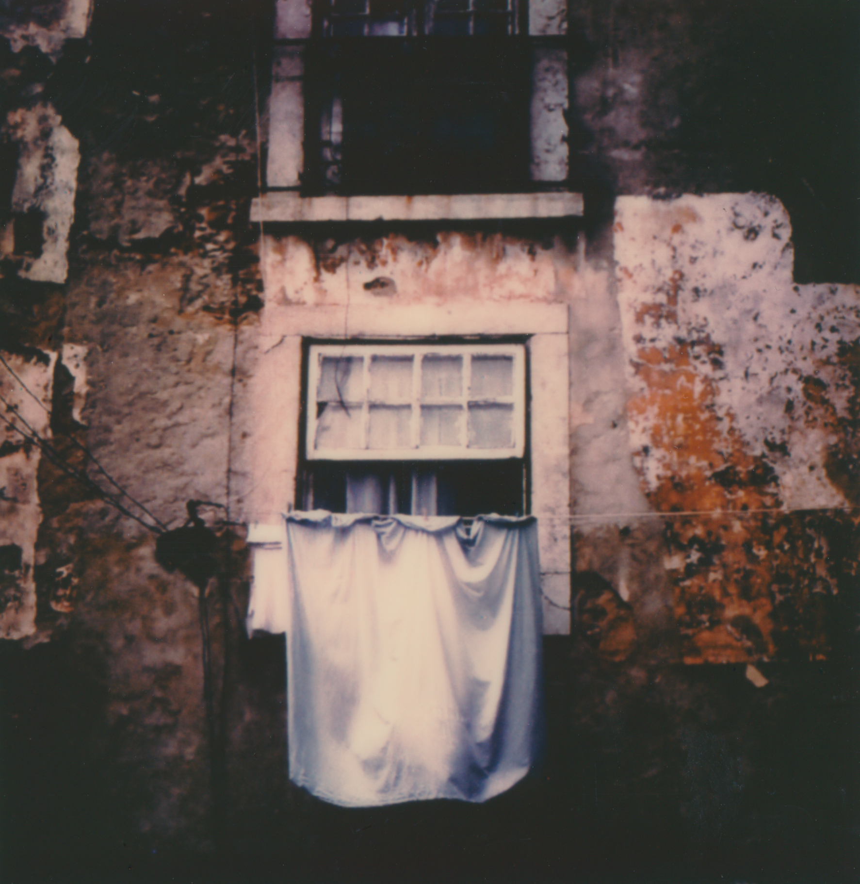 Laundry Day Lisbon | Impossible Project Instant Lab | Impossible Project 70 Color Film | Per Forsström