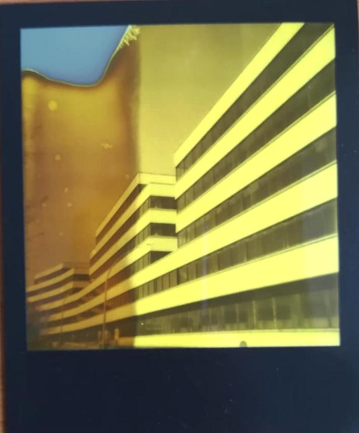 Ragusa | Polaroid OneStep 2 | Franco Carino Zanotti