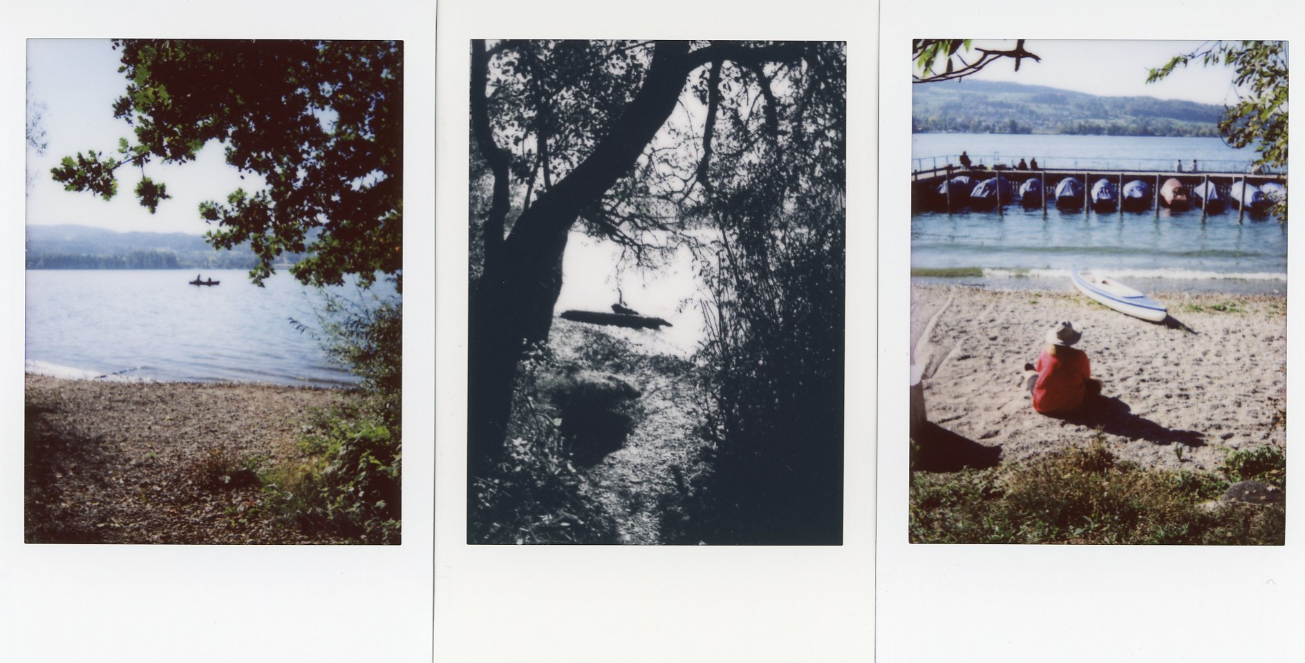 Beaches | Instax Mini 70 | Daniel Stoessel