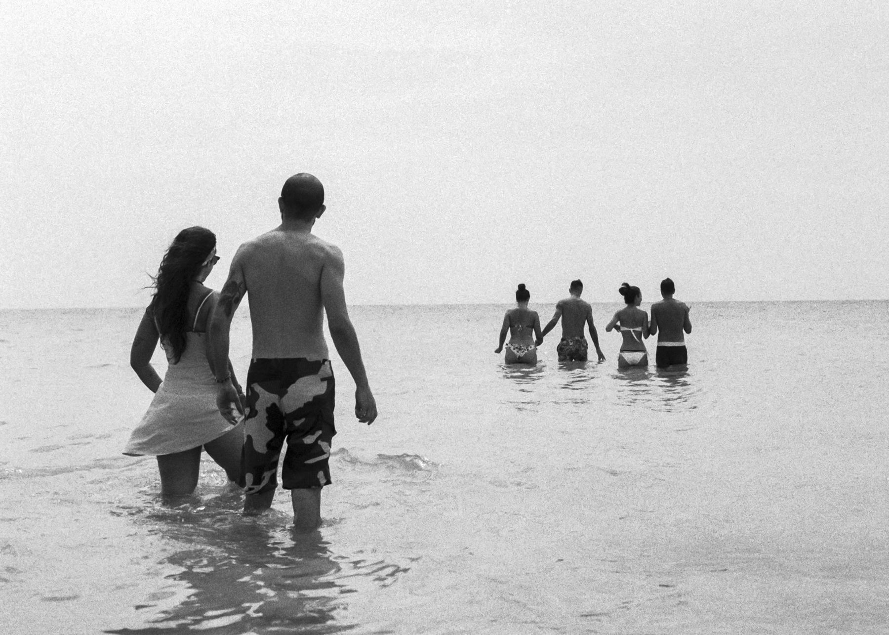Sea Love | Nikon FM2 | Dario Ciancolini