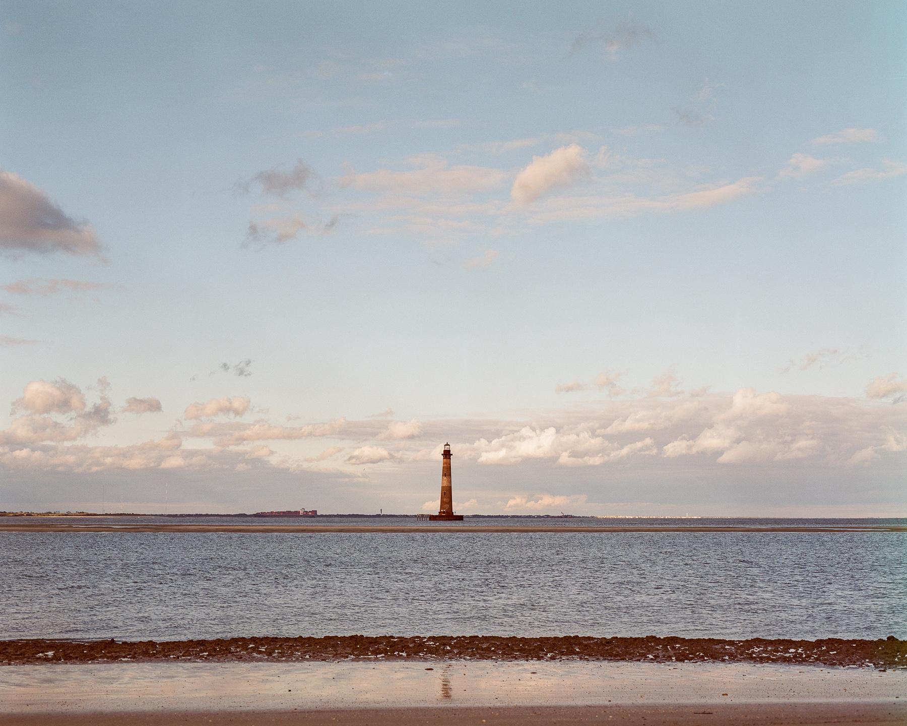 Zachary Parks   Morris Island Lighthouse   Mamiya RZ-67