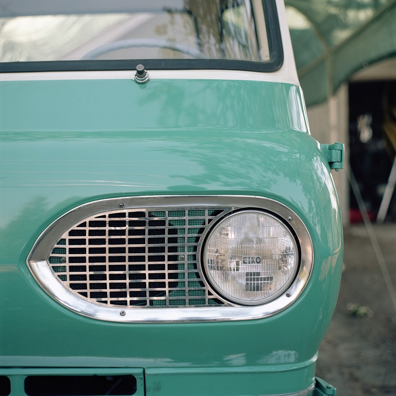 Zenza Bronica S2 | Nikkor-P 75/2.8 | Kodak Portra 160