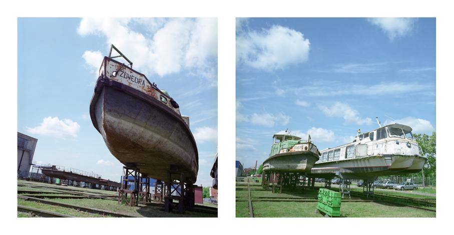 Legends of the Harbor (Kaunas was rivers port...)