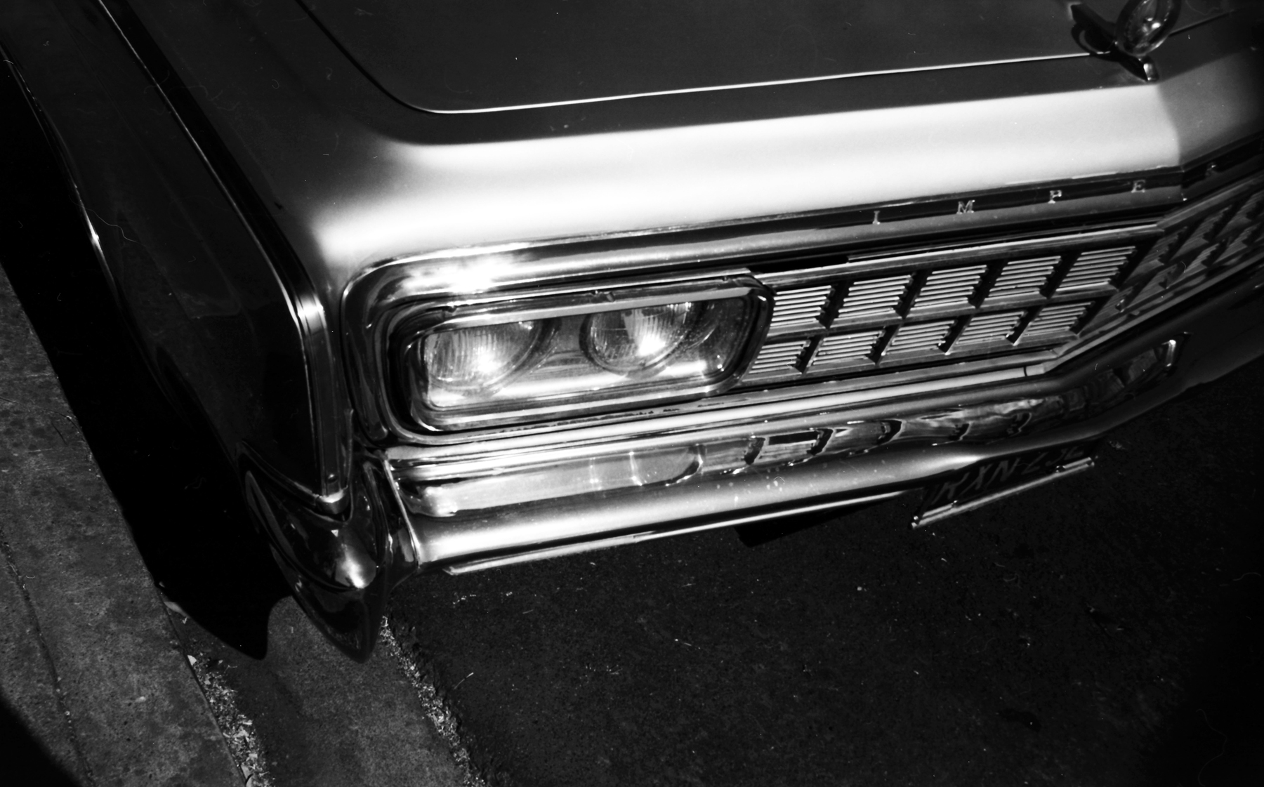 Imperial | Voigtlander Bessa 1 | Kodak TMAX100