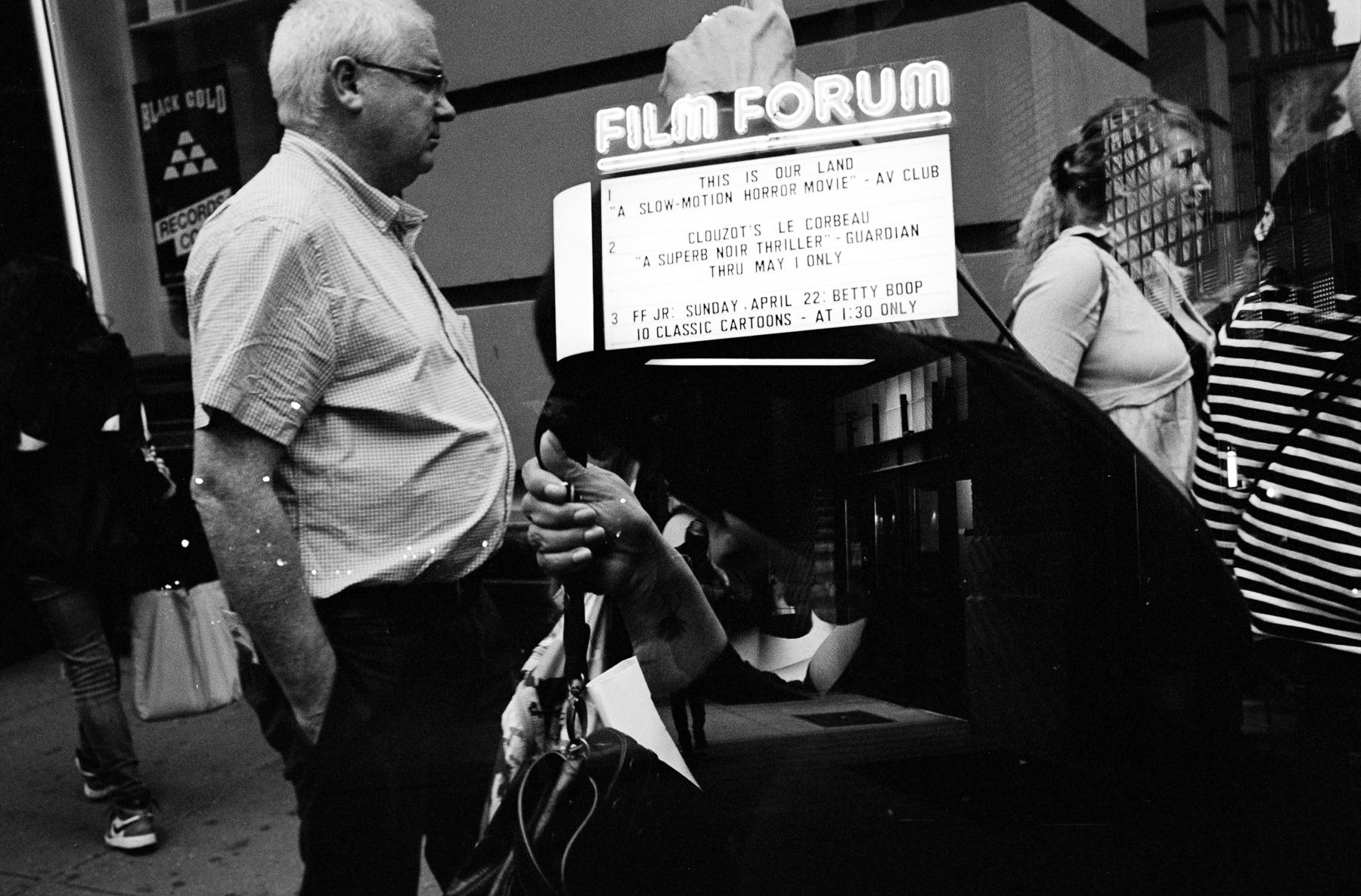 The Forum | Leica MP | Tri-x | Suan Lin