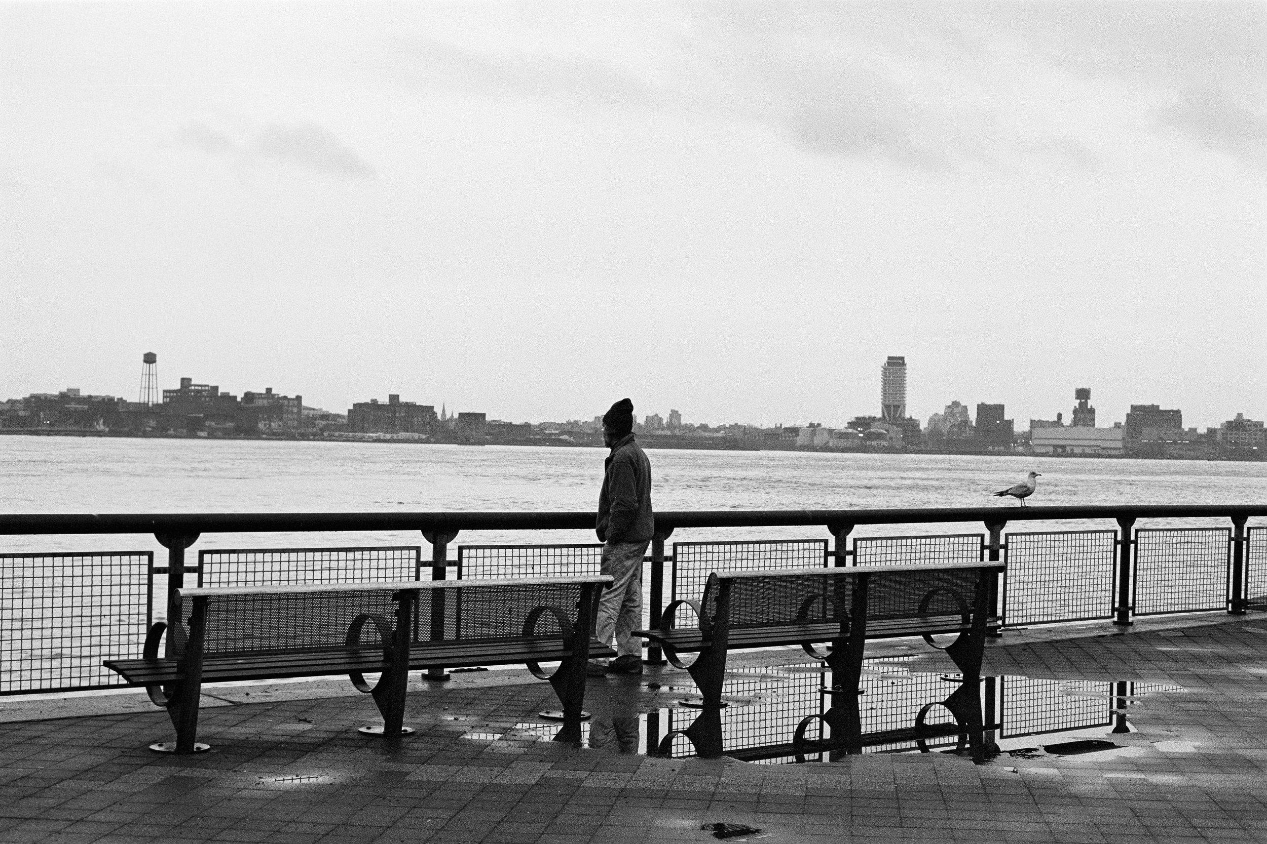Cold and wet | Nikon F80 | Delta 400 | Joel Kaswan