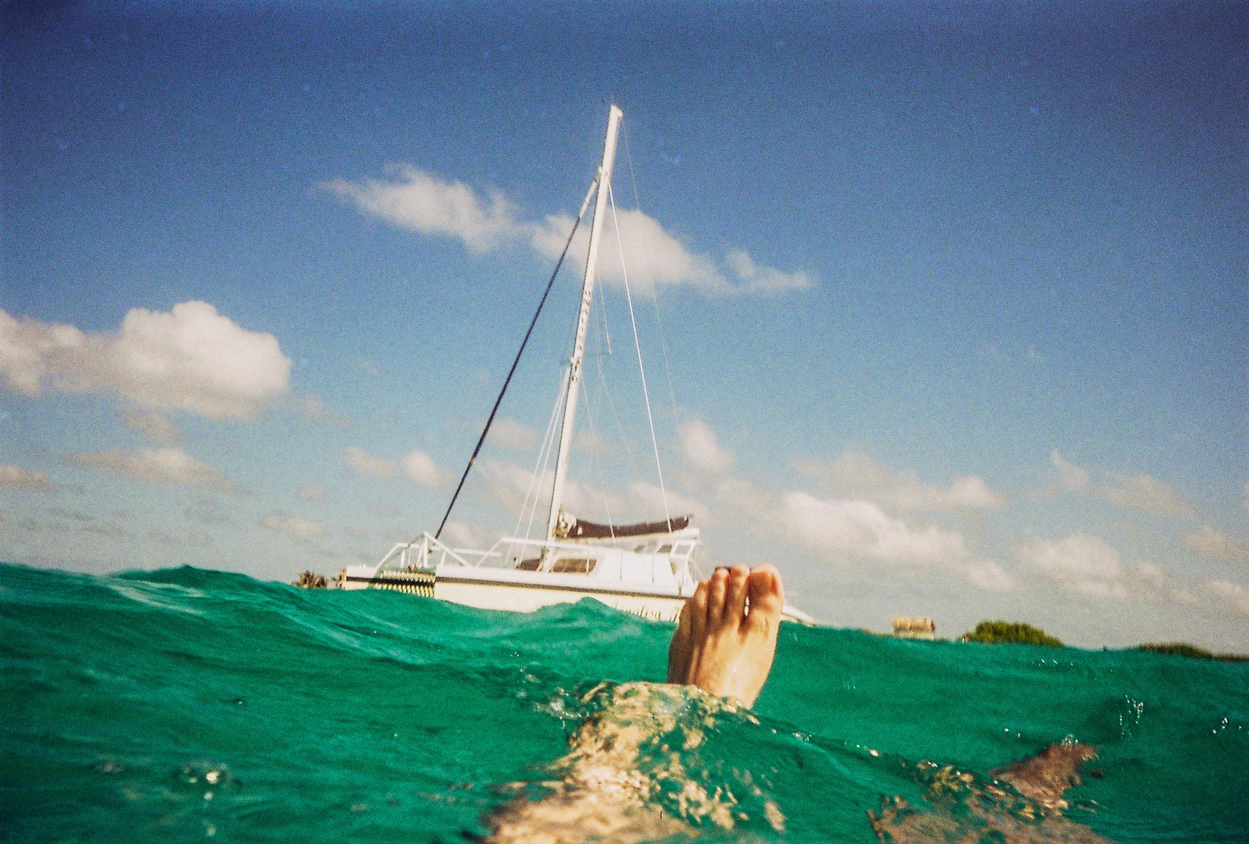 Sail   Kodak Disposable Sport   Jeffrey Czum