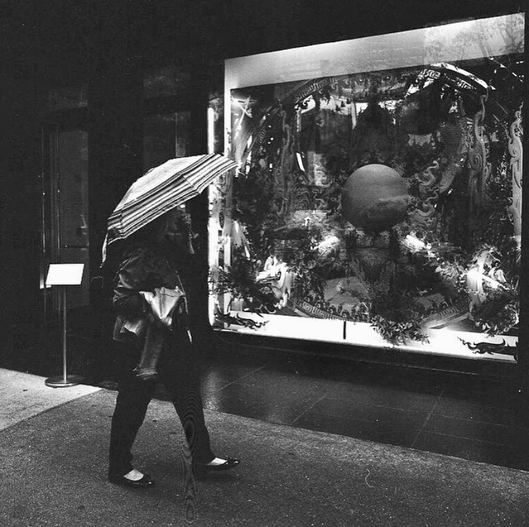 Umbrella | Bronica SQA | Jen Zehner