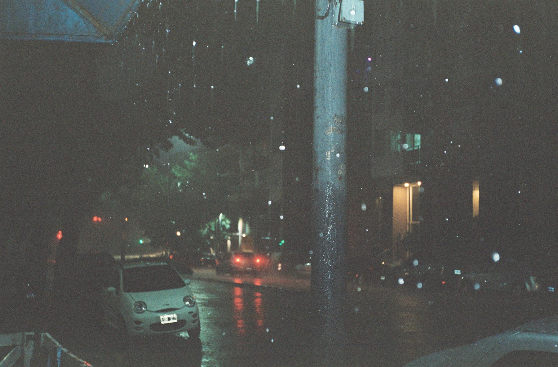 One Night in Buenos Aires | Zenit E w. Helios 44 | Dan Fernandez