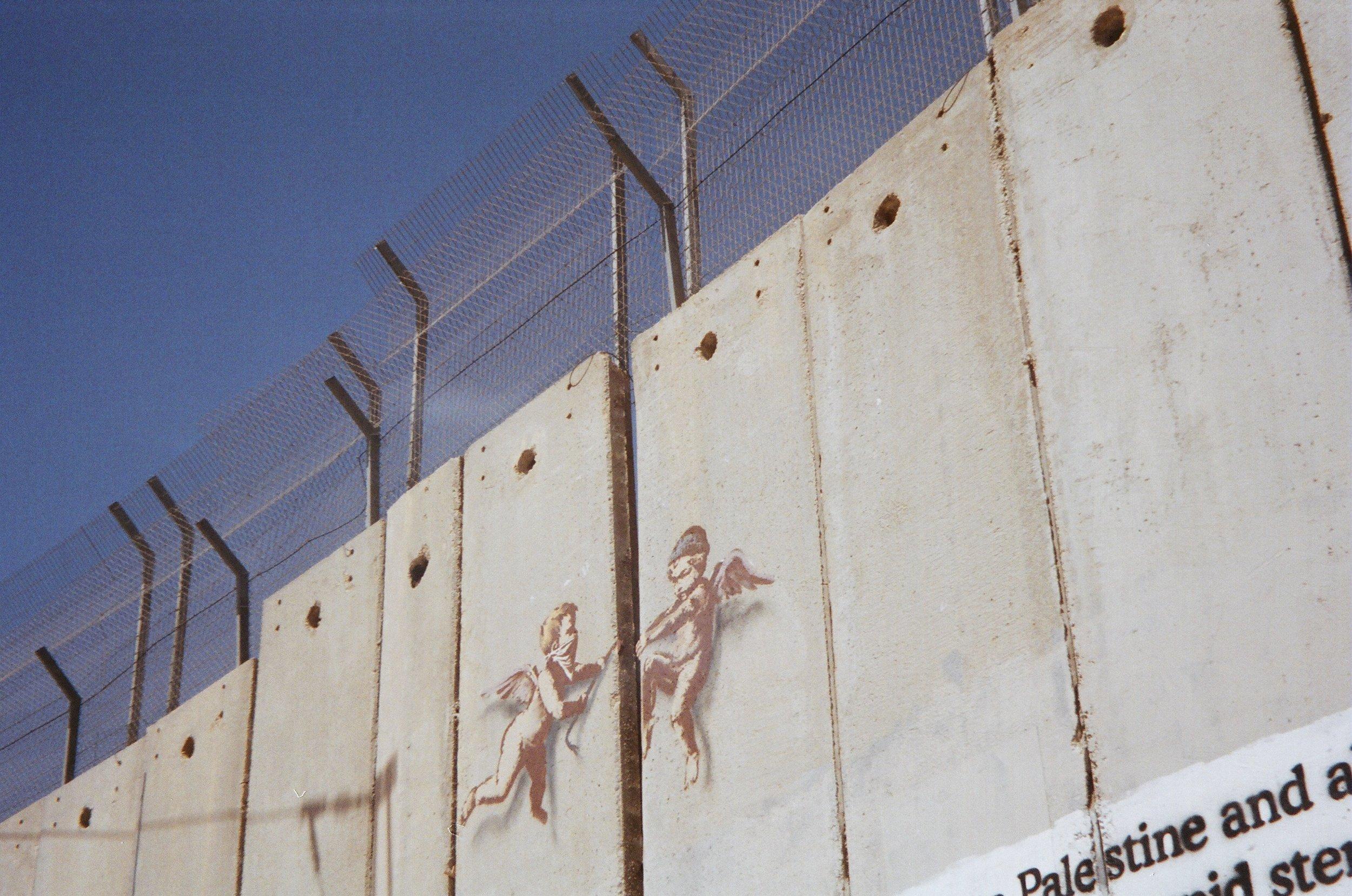Palestinian Courage - Bethlehem | James Cabraal