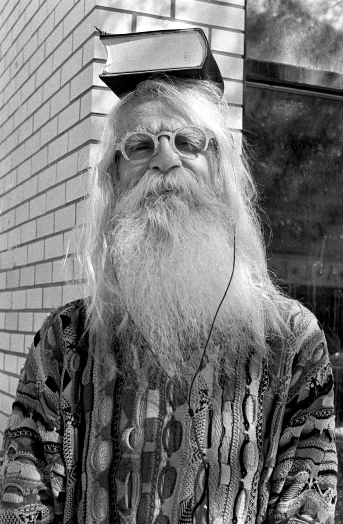Greg Maslak - Man on the Street.