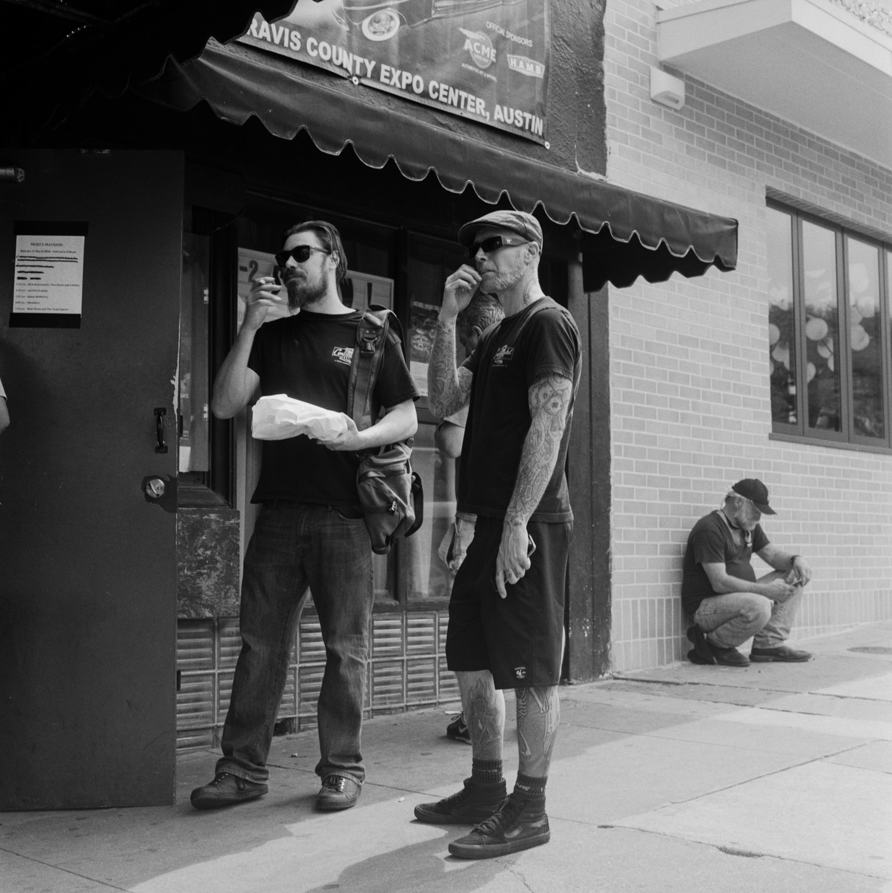 men outside continental club soco st pat's 2018 (1 of 1).jpg
