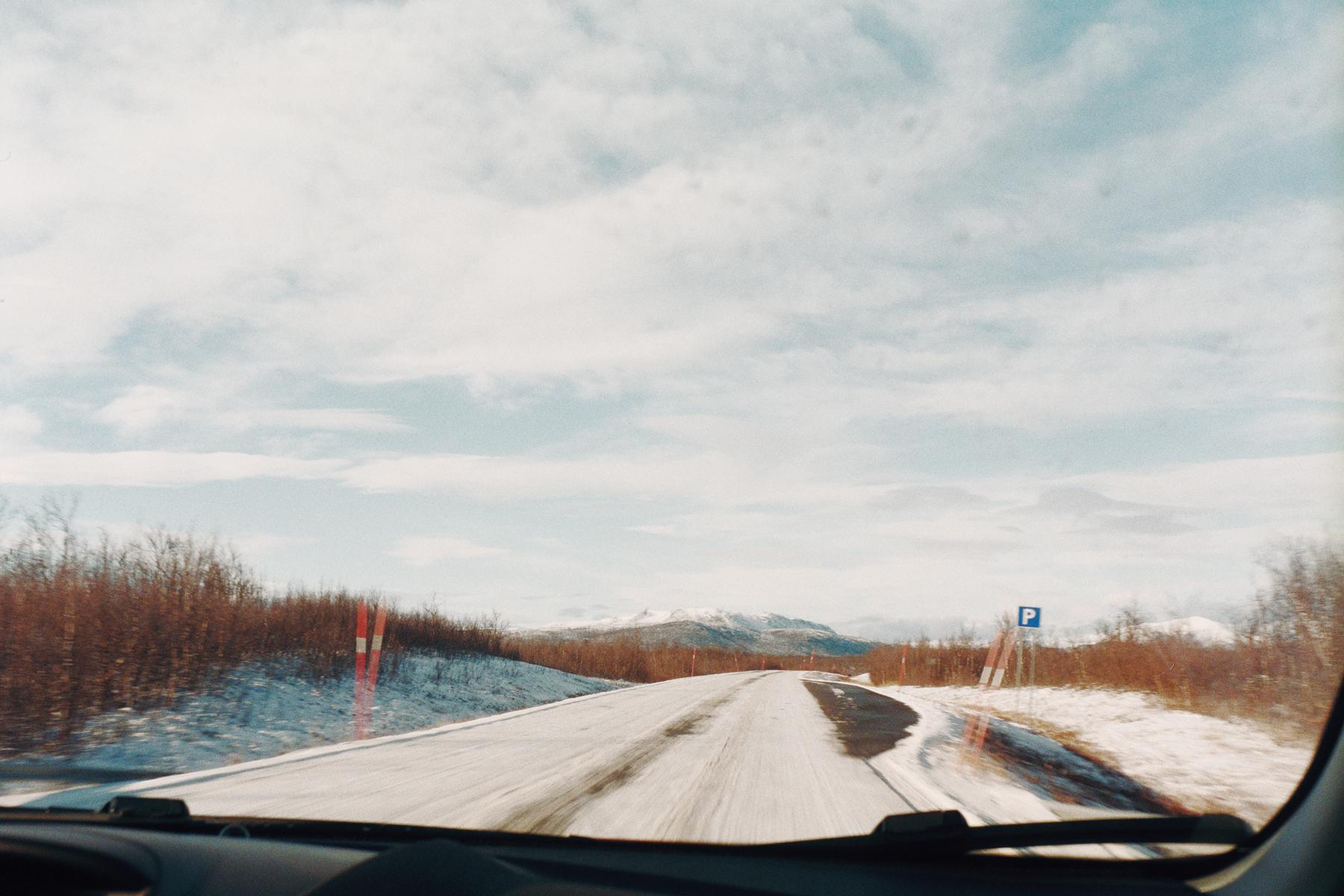 Jukkasjärvi   Olympus Trip 35   Rocio Fuhr