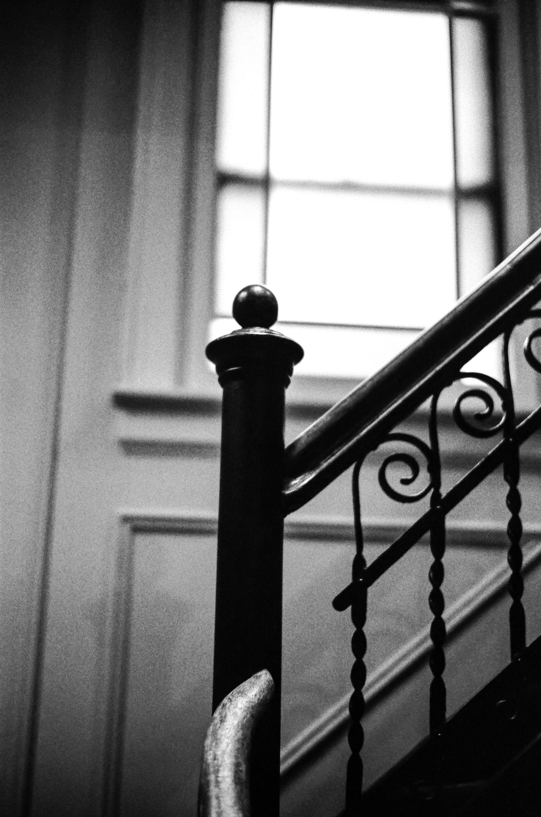 Michael Fauscette | Up The Staircase | Leica M6