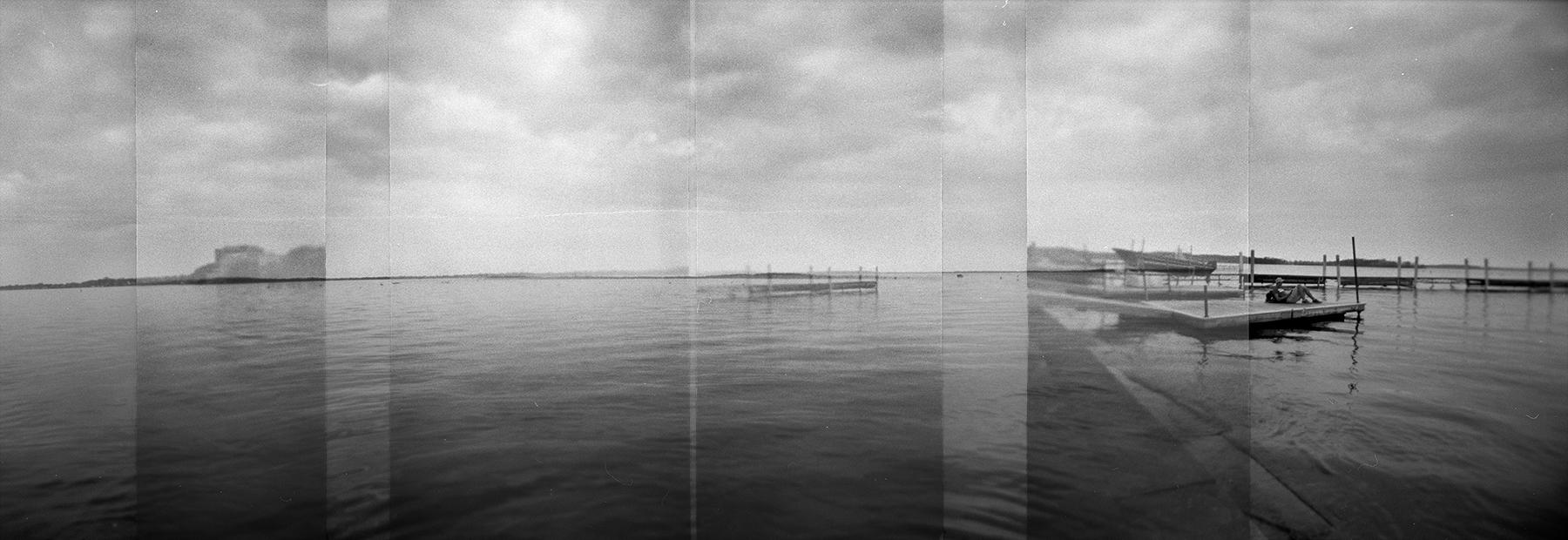 Over the Horizon   Holga 120N   Aida Ebrahimi