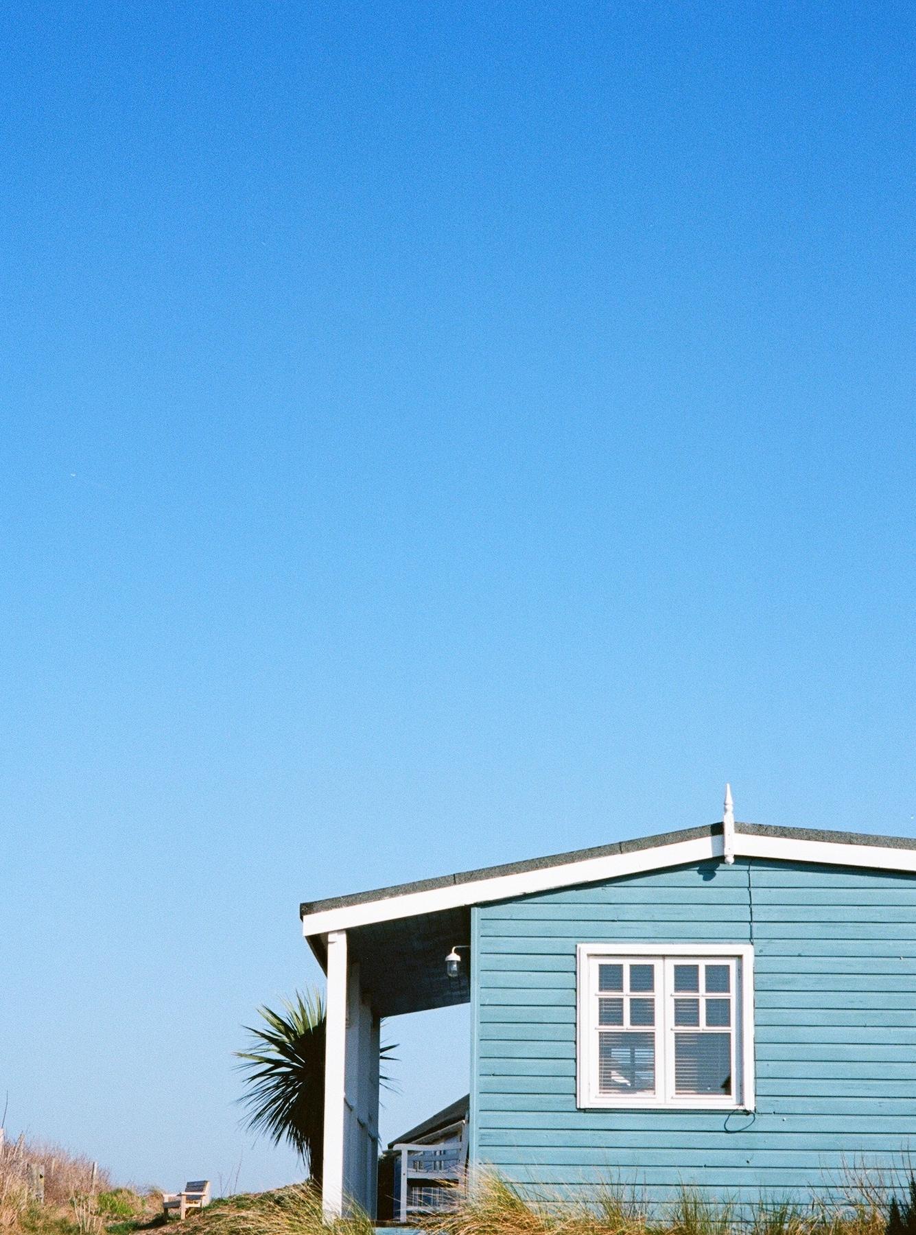 Cornish Blue   Hasselblad 500CM   Ektar   Rick Davy