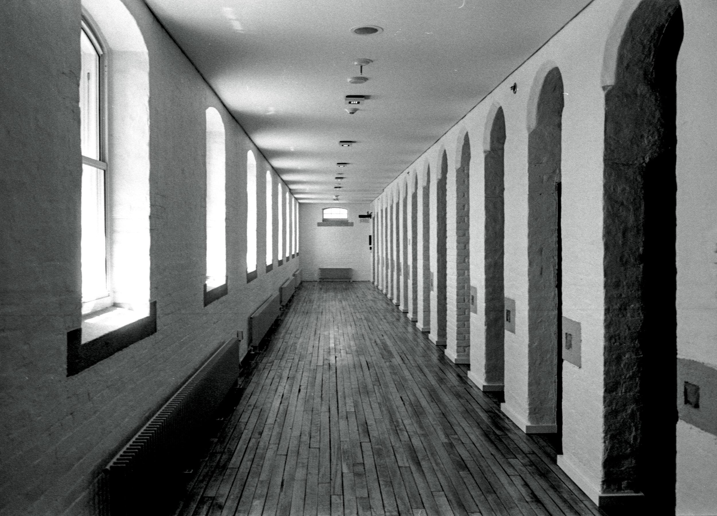 Inside the Former Don Jail