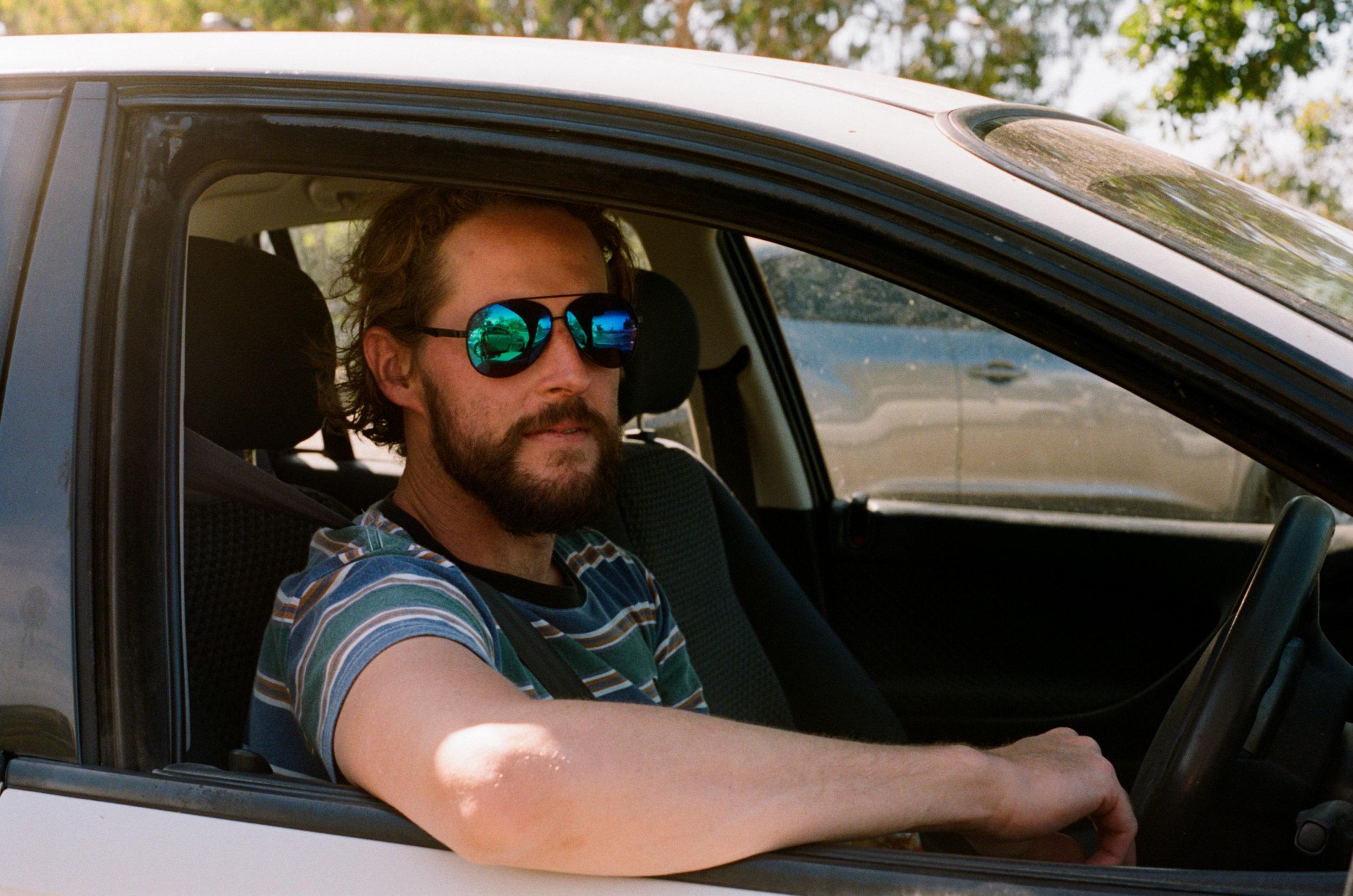 Australian Keanu Reeves. Kodak Portra 400, Nikon FM2 w/ 50mm f/1.8.