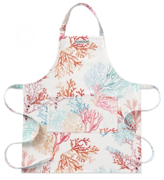 BETTER:  This apron from Williams Sonoma has me currently daydreaming about the beach and warmer weather. Great addition to any baking wardrobe at $34.95