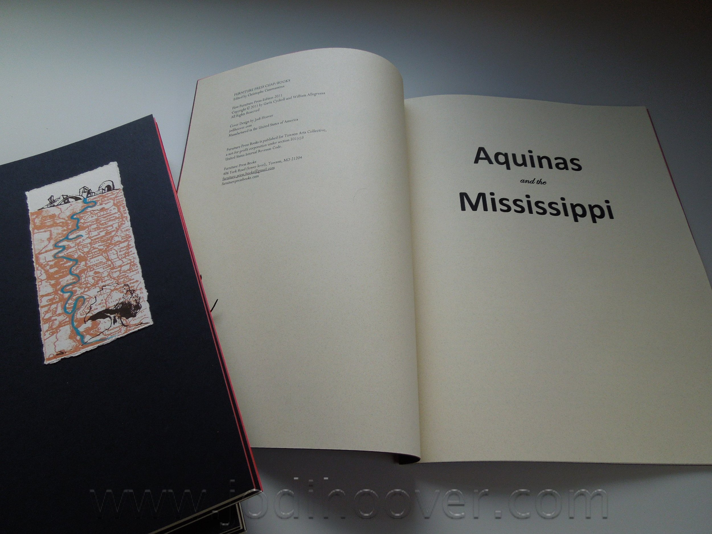 Aquinas and the Mississippi, 2011