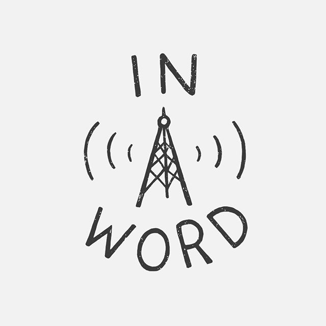 For those who don't know, I've been working on a podcast called In A Word with @sabiofantana and @gbloftus where we each bring a word to discuss every week.  Our inaugural episode on Farts, Samdwiches, and Adulting is live now. Link in my bio.  And a big thanks to @karlgerm for our theme music!