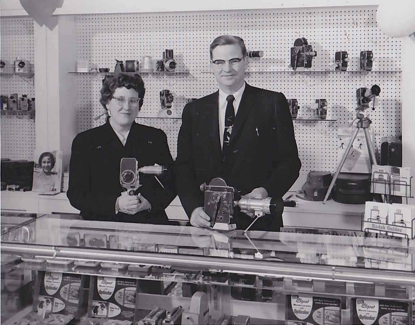 Stewart's Photo 1960's