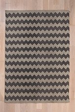 Urban Outfitters Chevron Rug