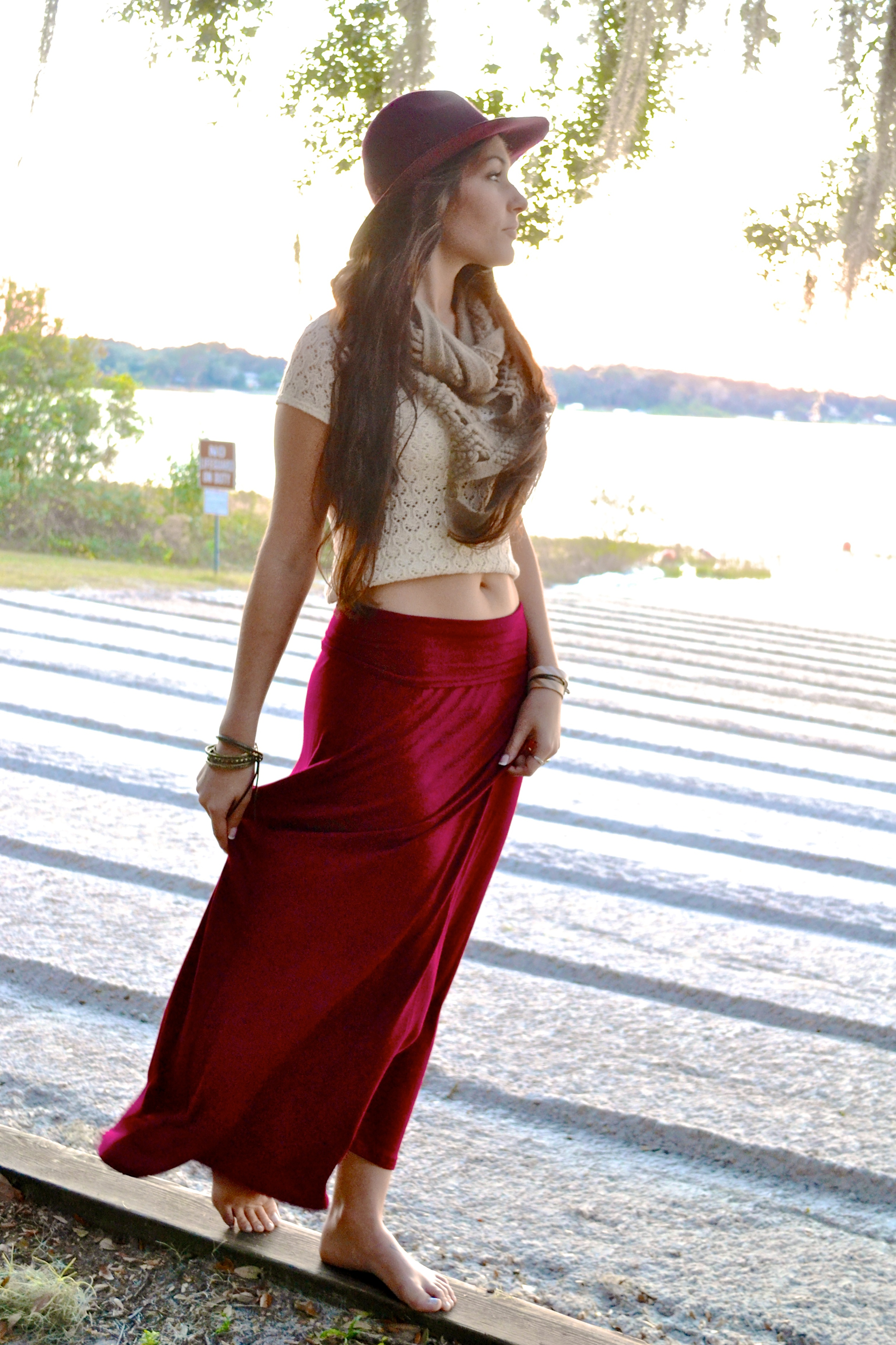 Styled Look: Lakeside Holiday