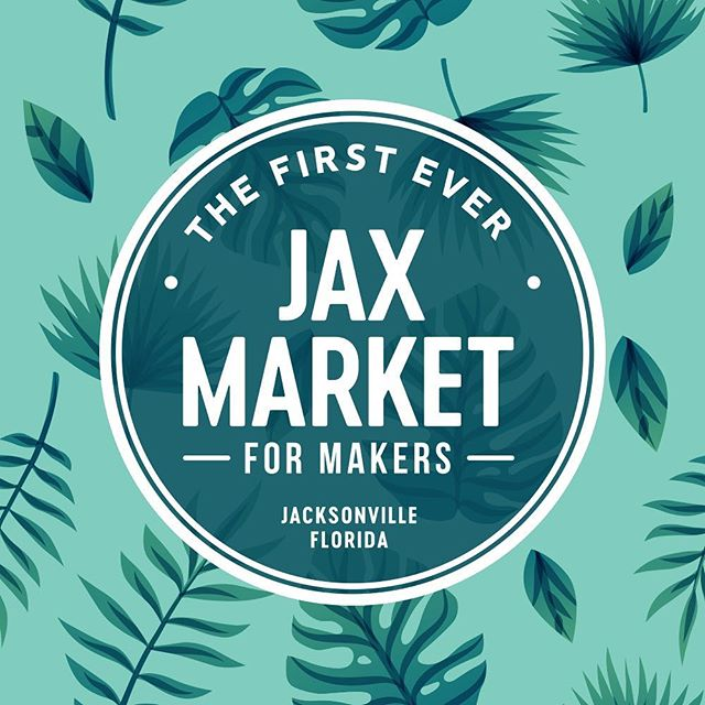 We're all ready for the @marketsformakers in JAX, FL this weekend! We'll be there SAT + SUN so make sure to swing by & say hello! ✌️🤙🌊❤️