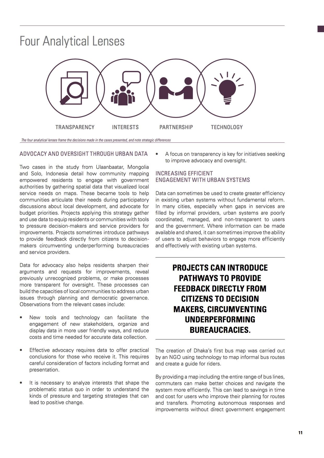 The Asia Foundation Report -Bangkok- 2014