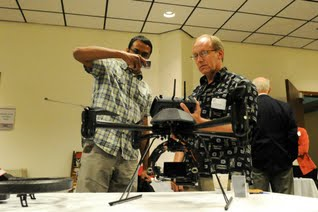 UNL's Unmanned Aerial Vehicles Workshop, which took place in June.