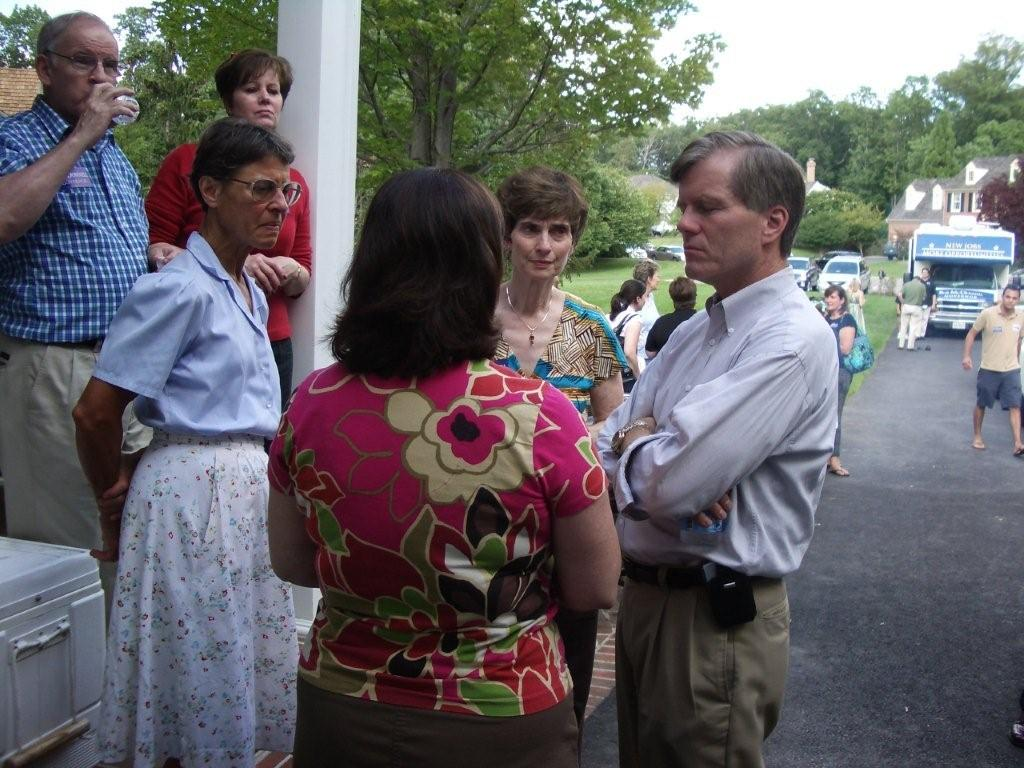 Bob McDonnell Meet and Greet